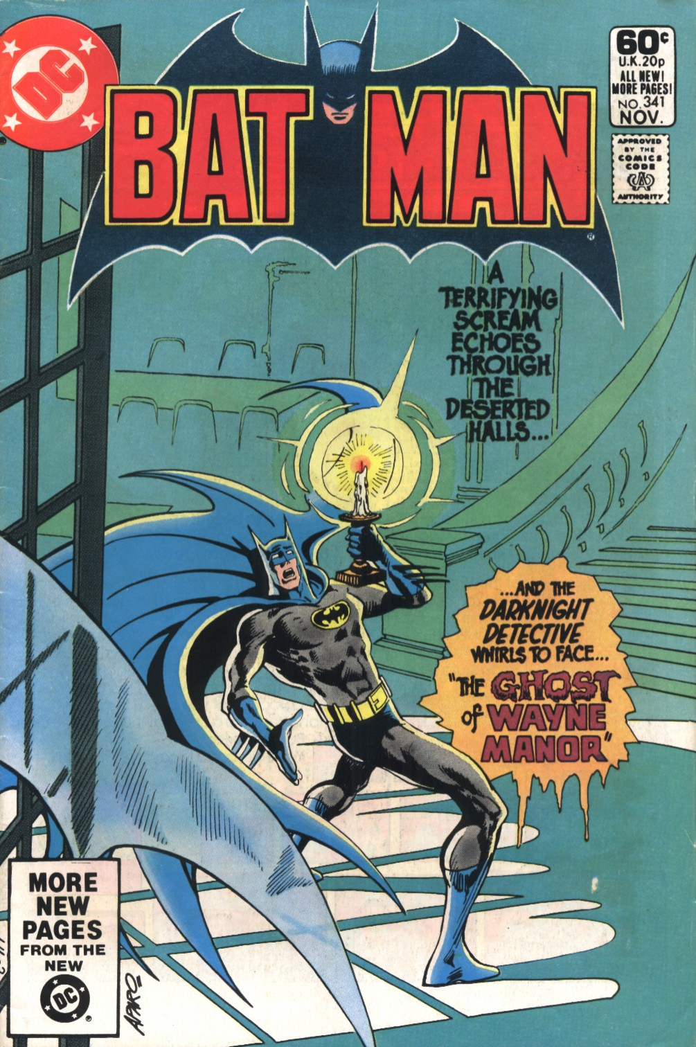 Batman (1940) 341 Page 1