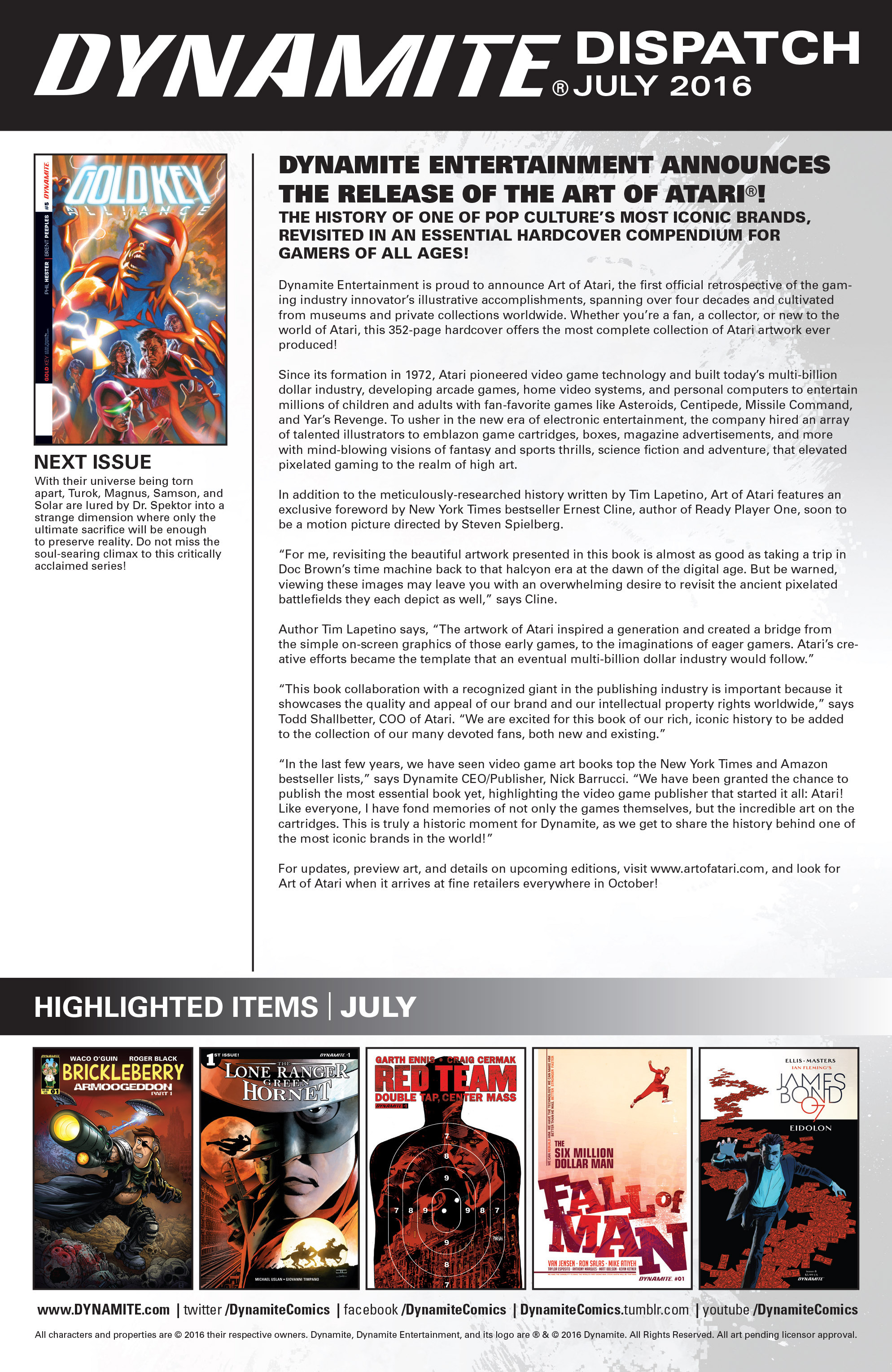 Read online Gold Key: Alliance comic -  Issue #4 - 25