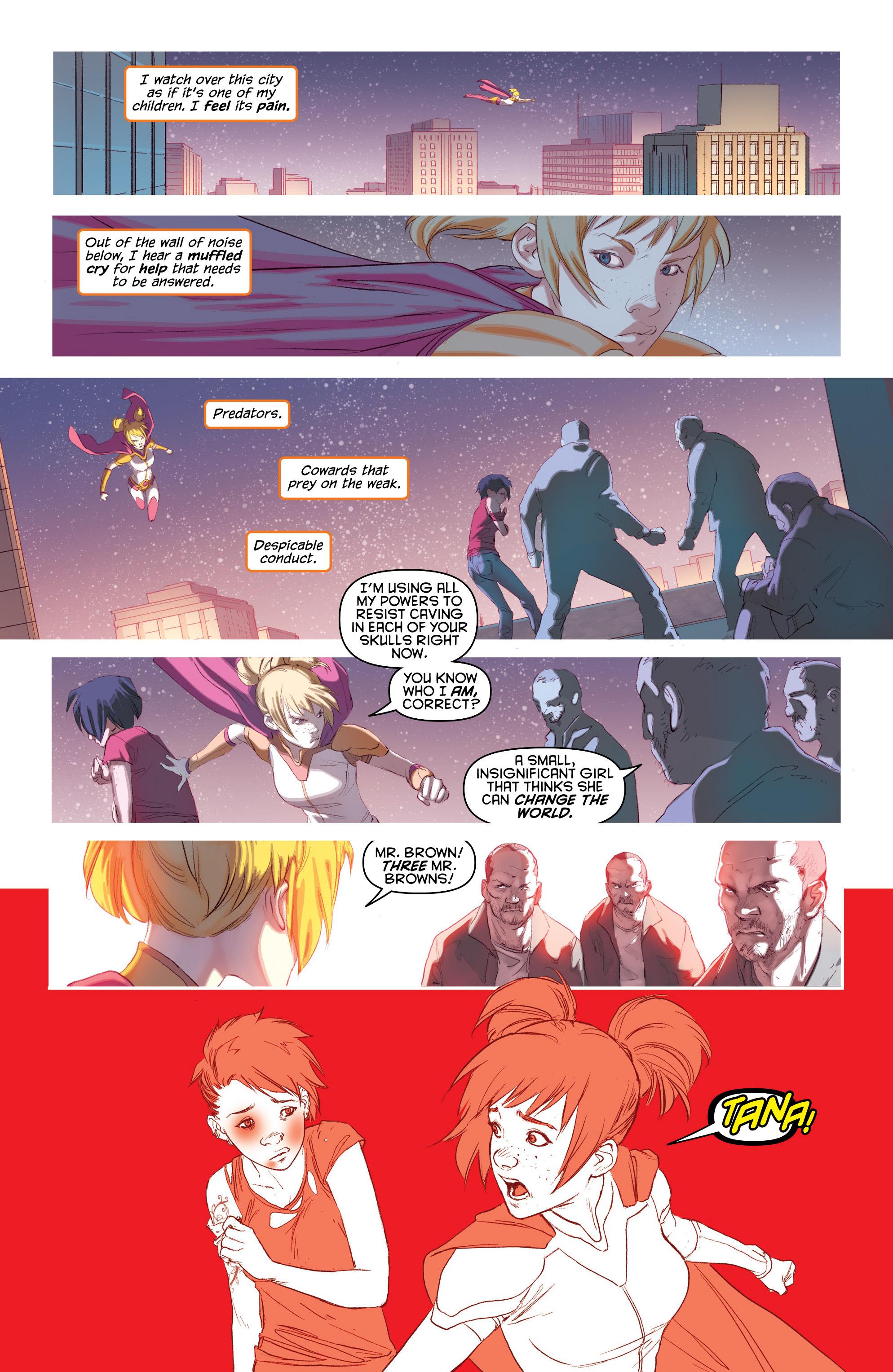 SuperZero #1 #6 - English 22