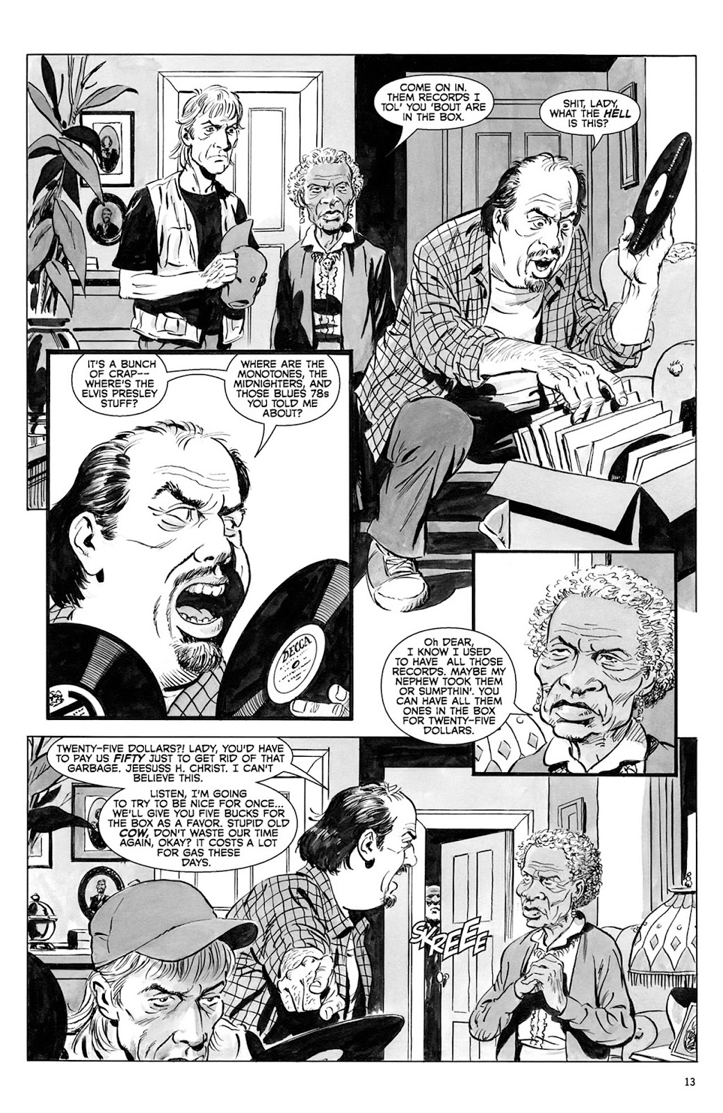 Creepy (2009) Issue #1 #1 - English 15