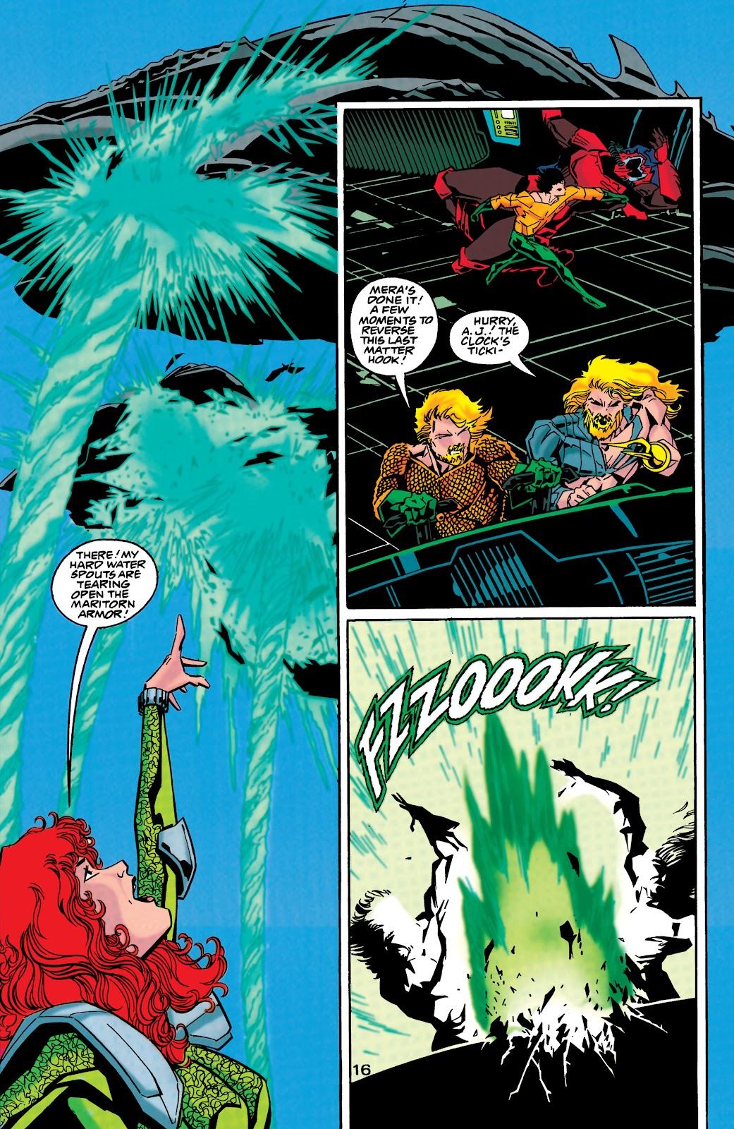 Aquaman (1994) Issue #48 #54 - English 16