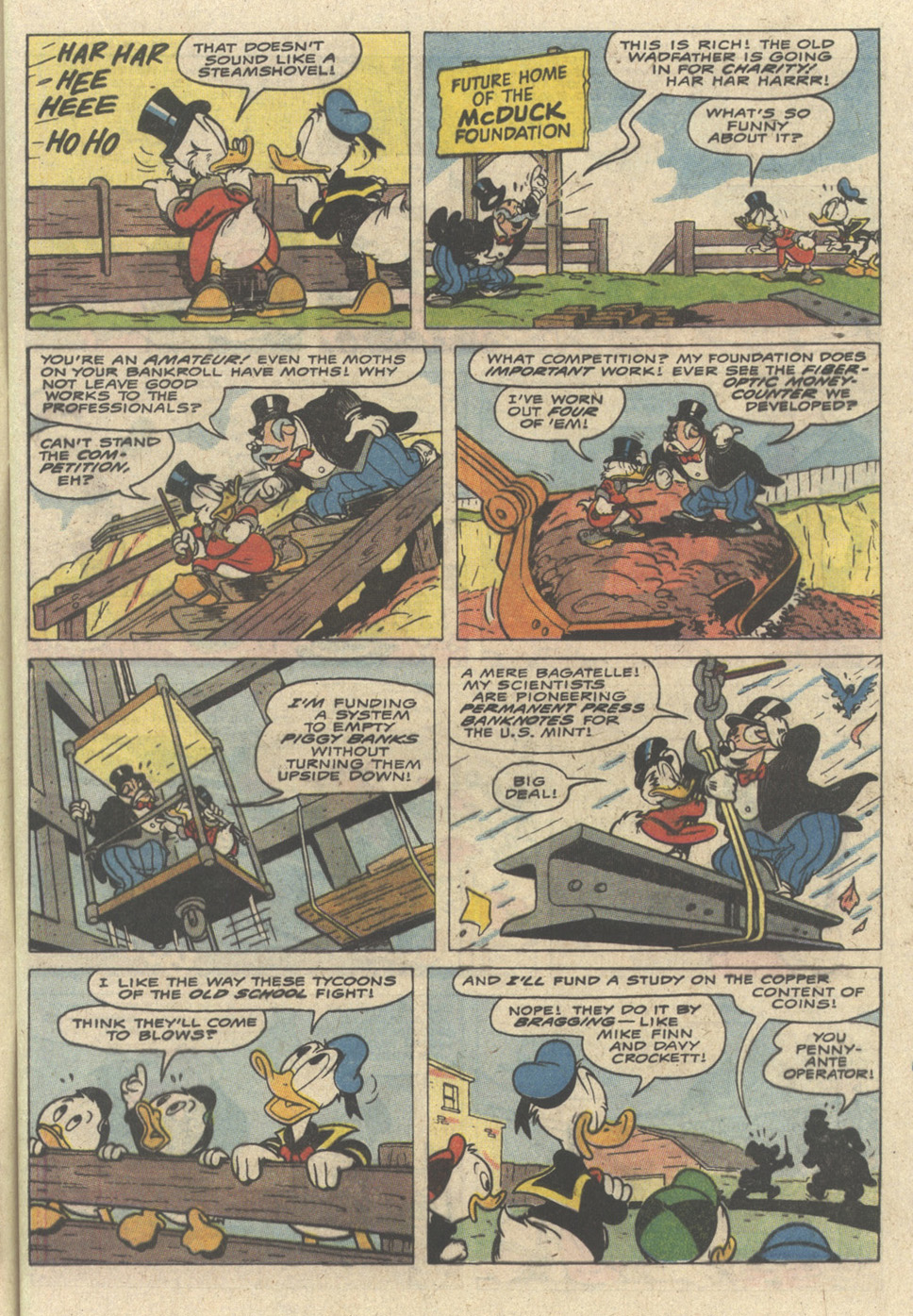 Uncle Scrooge (1953) Issue #241 #241 - English 13