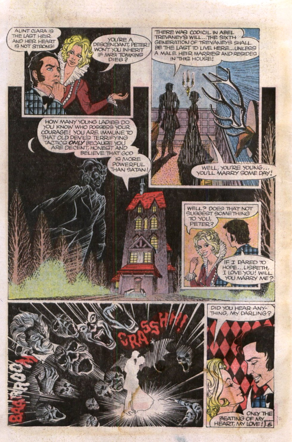 Read online Scary Tales comic -  Issue #33 - 28