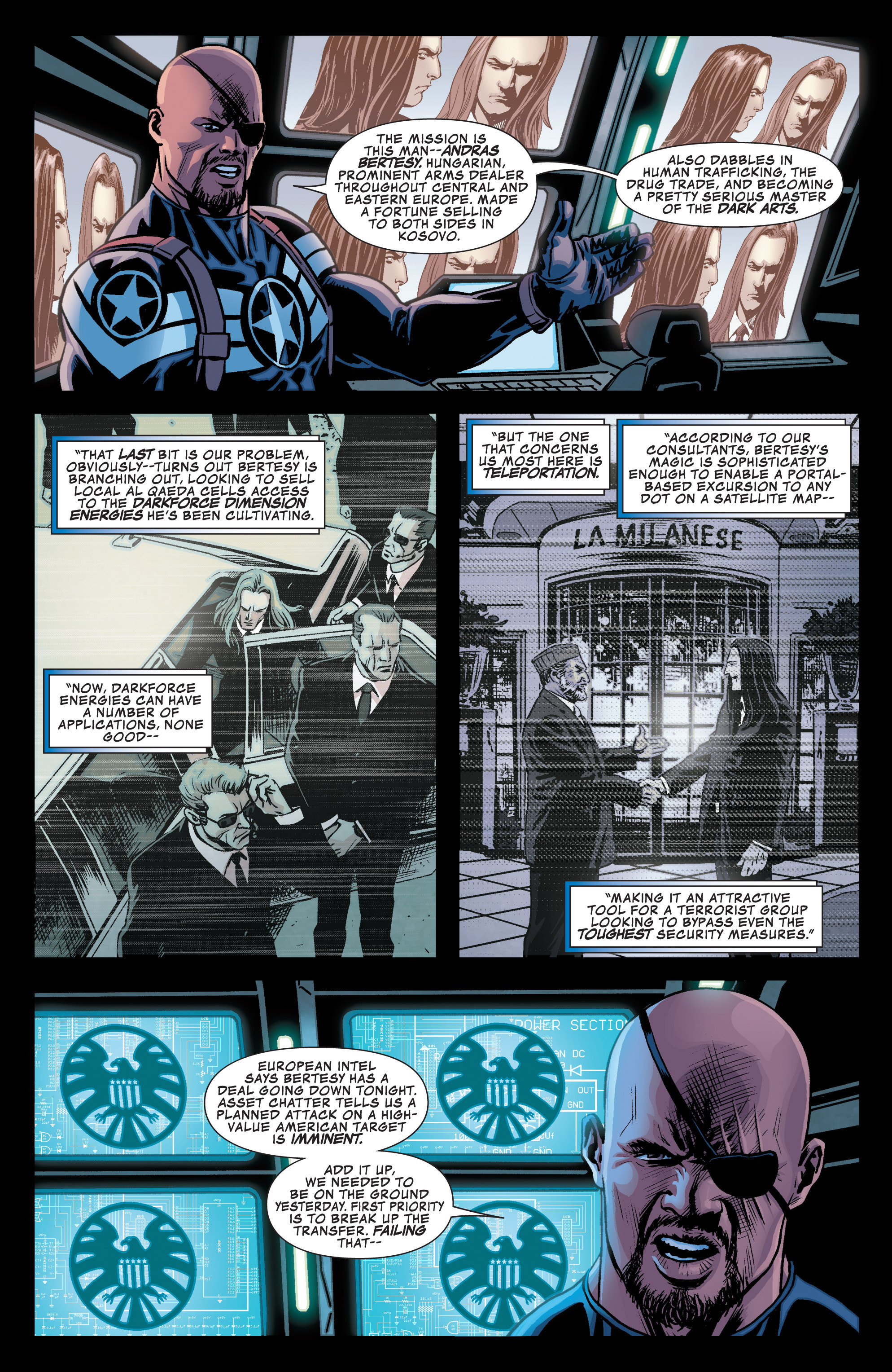 Read online Secret Avengers (2013) comic -  Issue #1 - 16