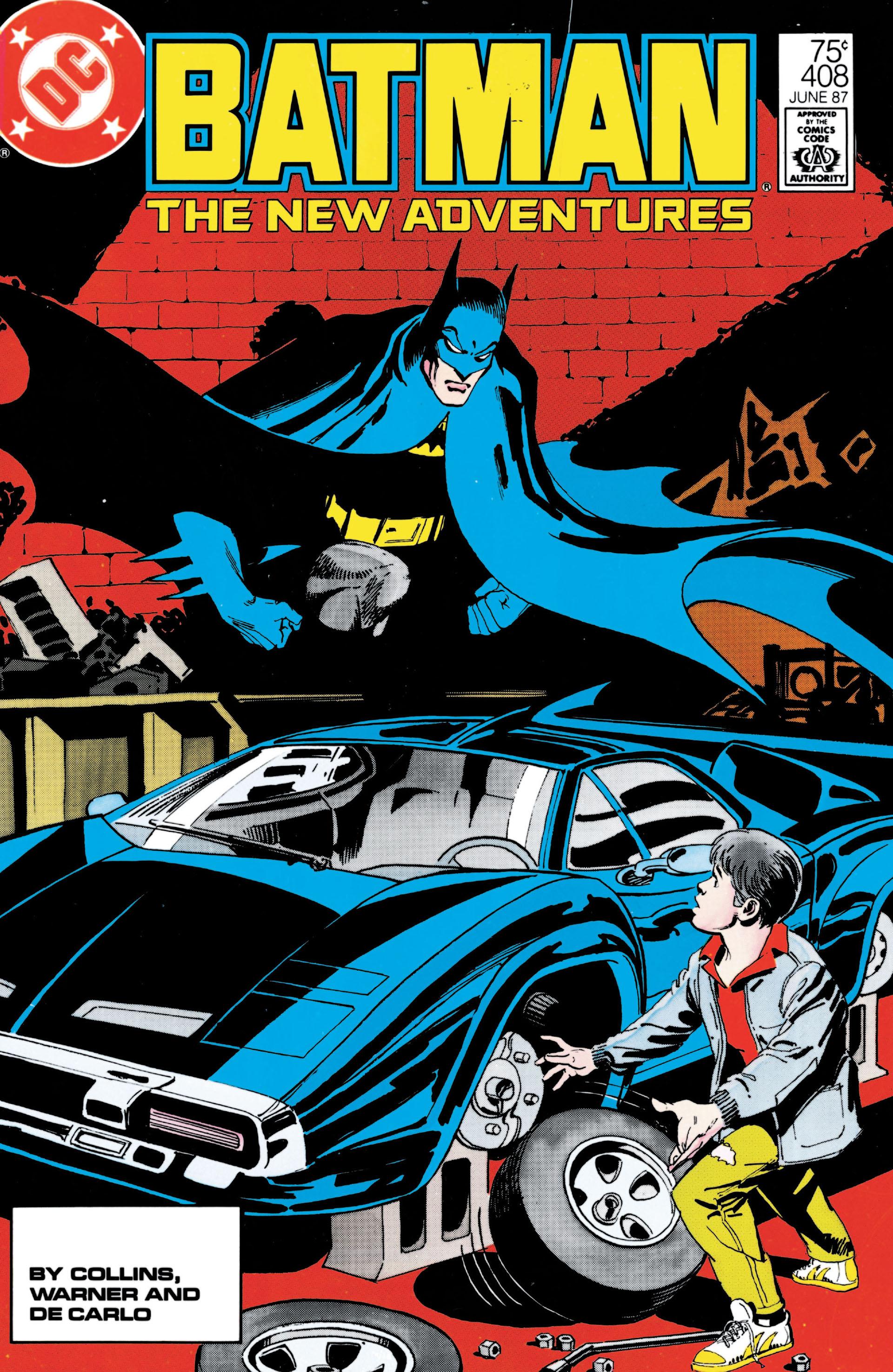 Batman (1940) 408 Page 1