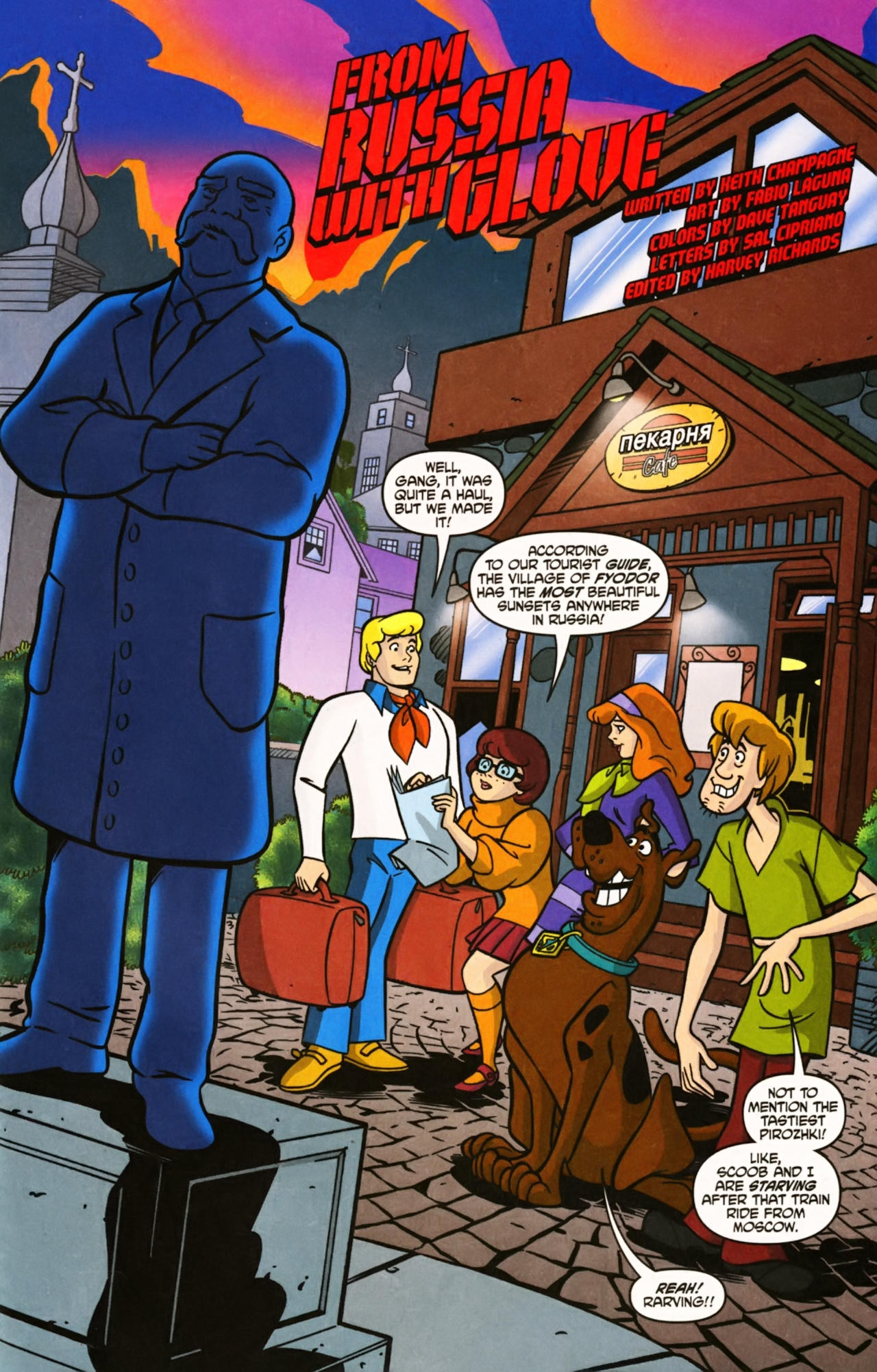 Read online Scooby-Doo (1997) comic -  Issue #146 - 12