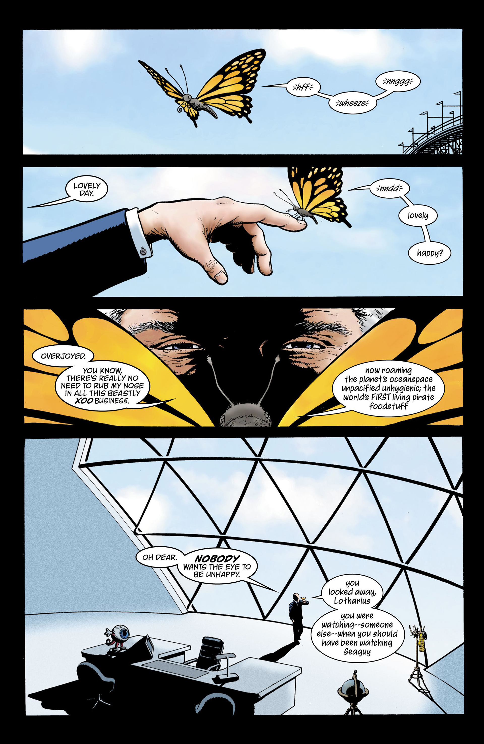 Read online Seaguy comic -  Issue #3 - 27