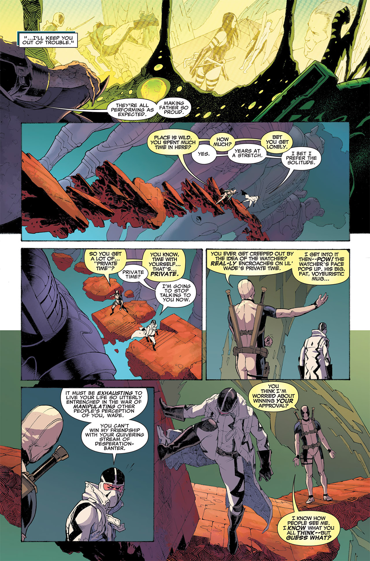 Uncanny X-Force (2010) #7 #30 - English 5