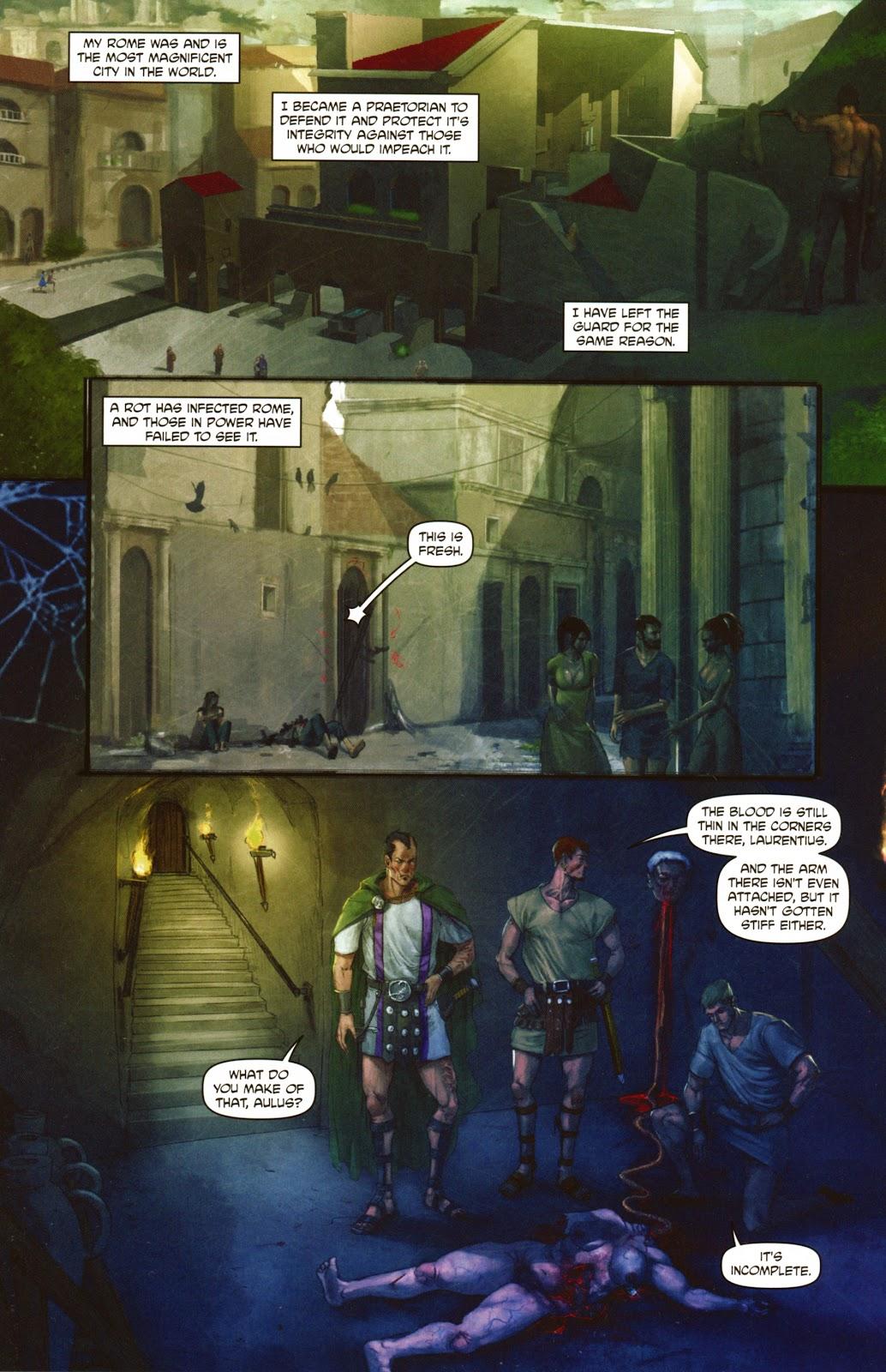 Caligula: Heart of Rome Issue #2 #2 - English 8