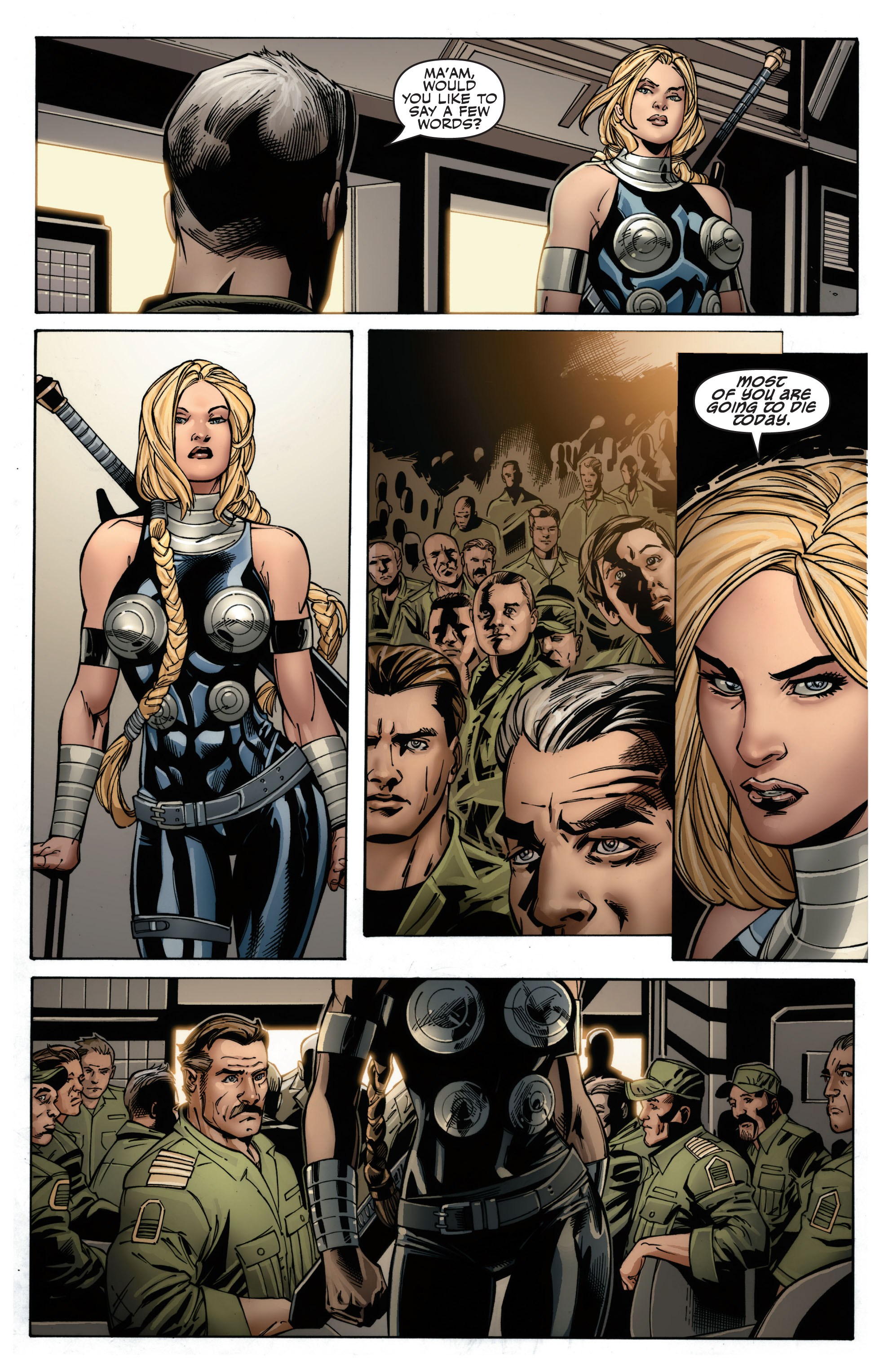 Read online Secret Avengers (2010) comic -  Issue #14 - 7