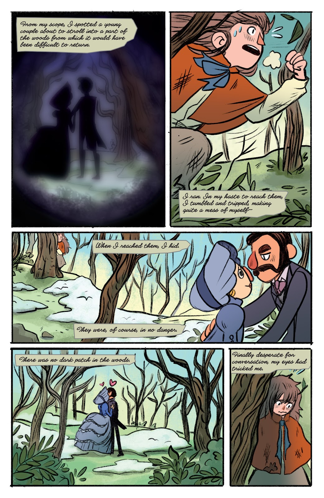 Over the Garden Wall (2016) Issue #2 #2 - English 21