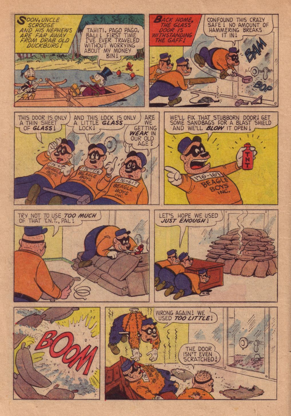 Uncle Scrooge (1953) Issue #38 #38 - English 8