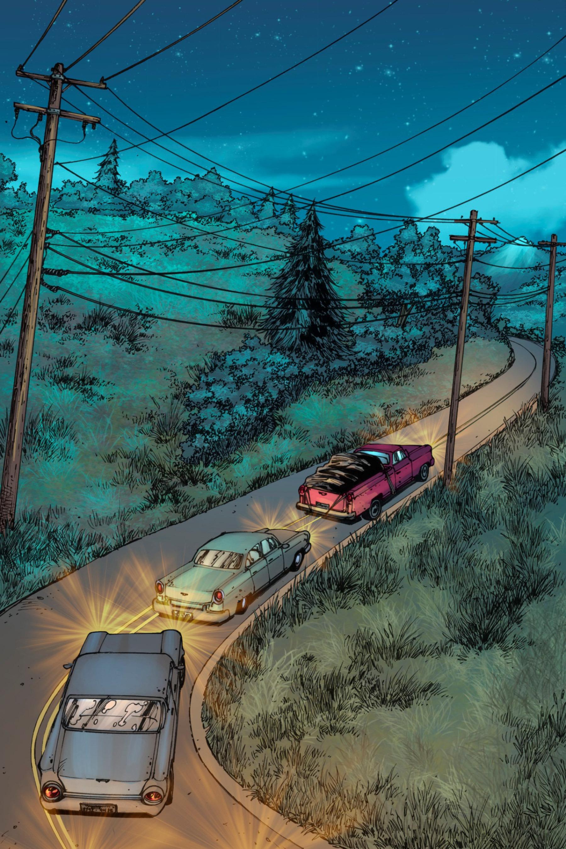 Read online Z-Men comic -  Issue #3 - 4