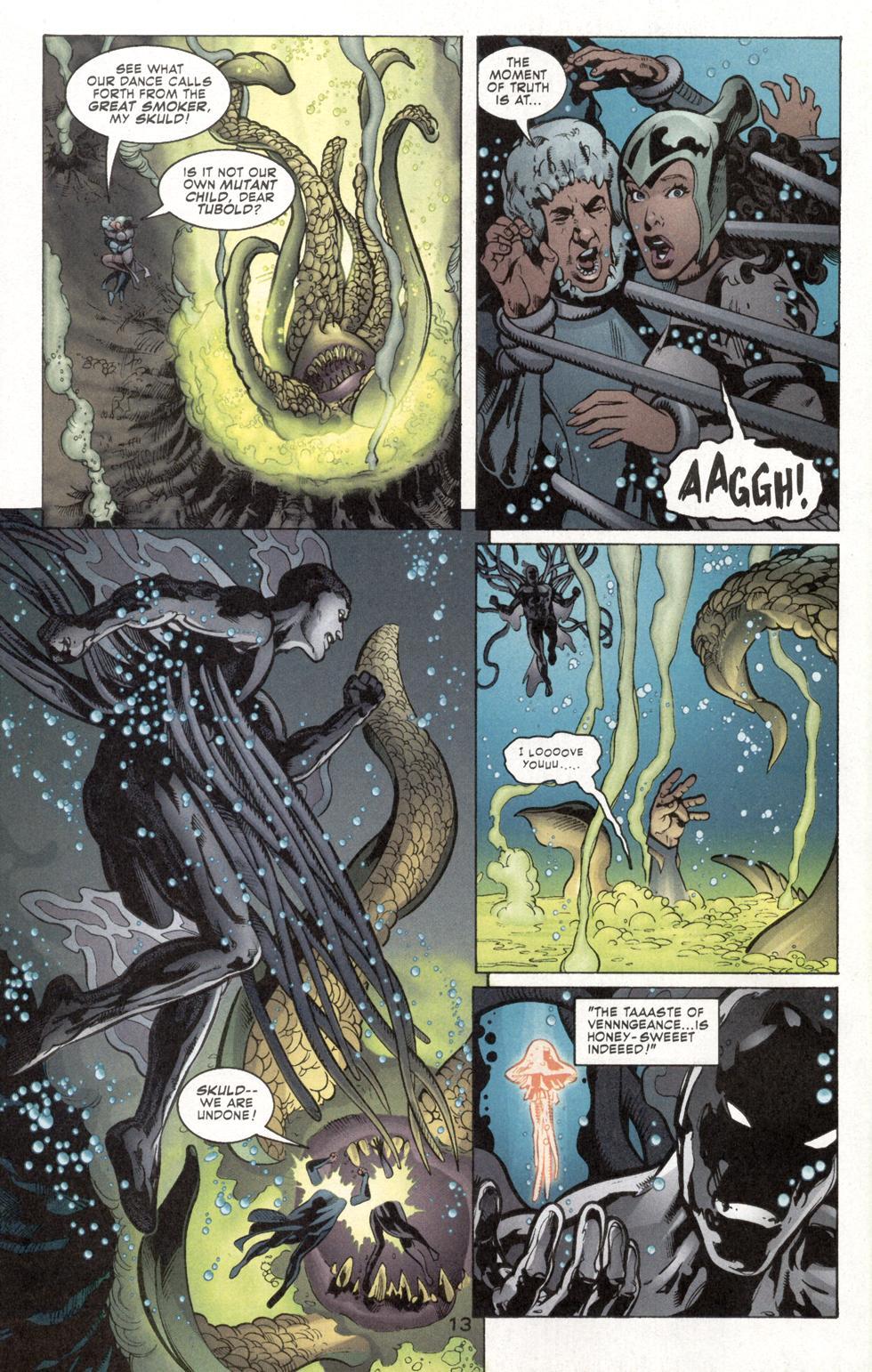 Aquaman (2003) Issue #7 #7 - English 15