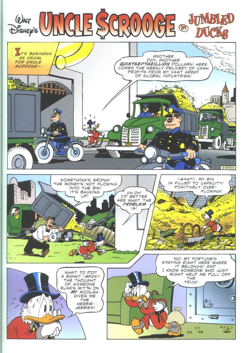 Uncle Scrooge (1953) Issue #340 #340 - English 55