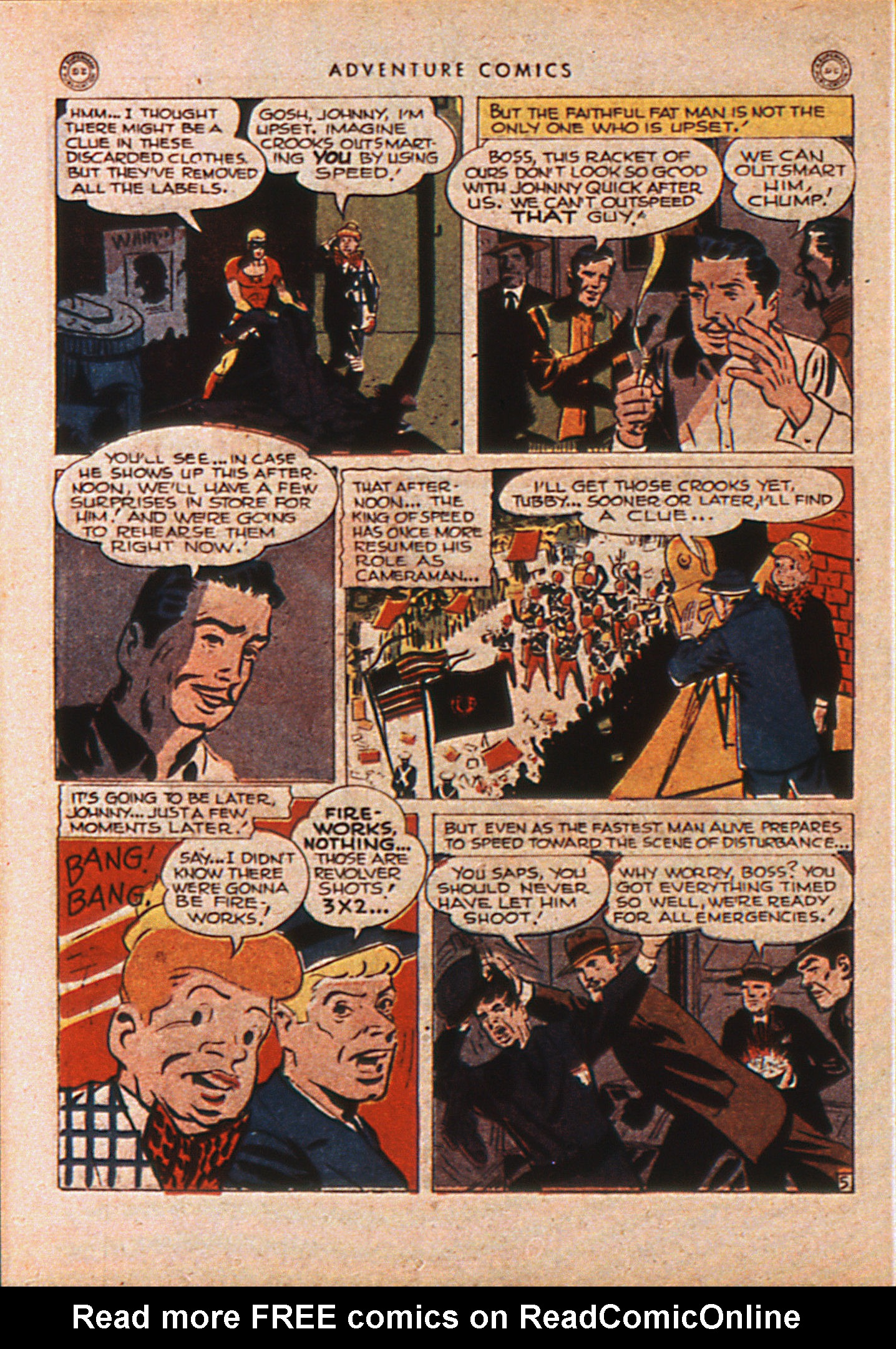 Read online Adventure Comics (1938) comic -  Issue #110 - 45