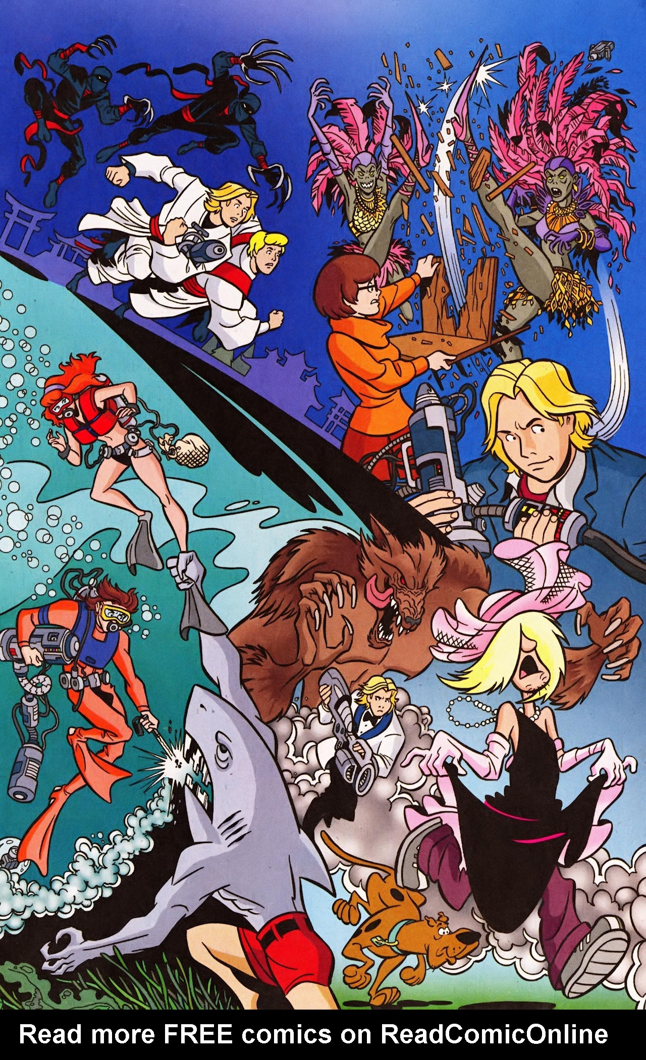Read online Scooby-Doo (1997) comic -  Issue #138 - 9