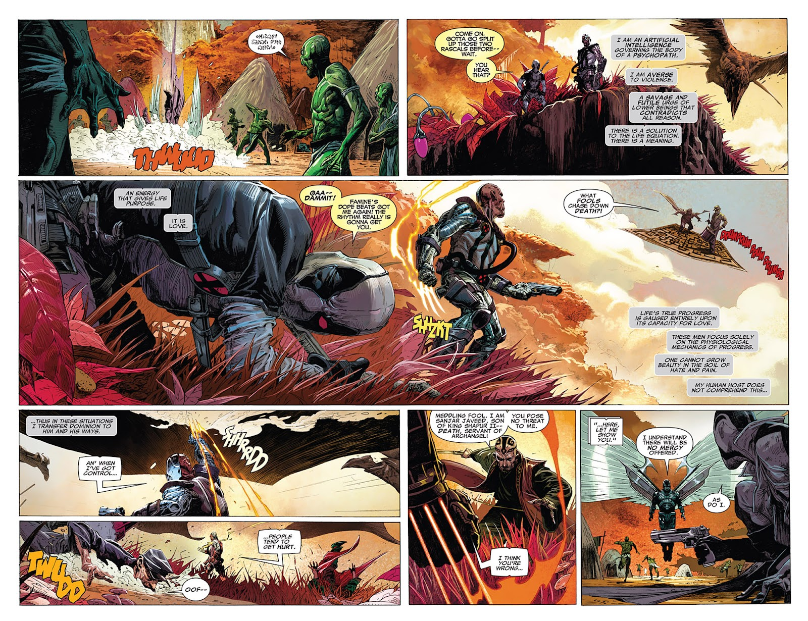Uncanny X-Force (2010) Issue #15 #16 - English 14