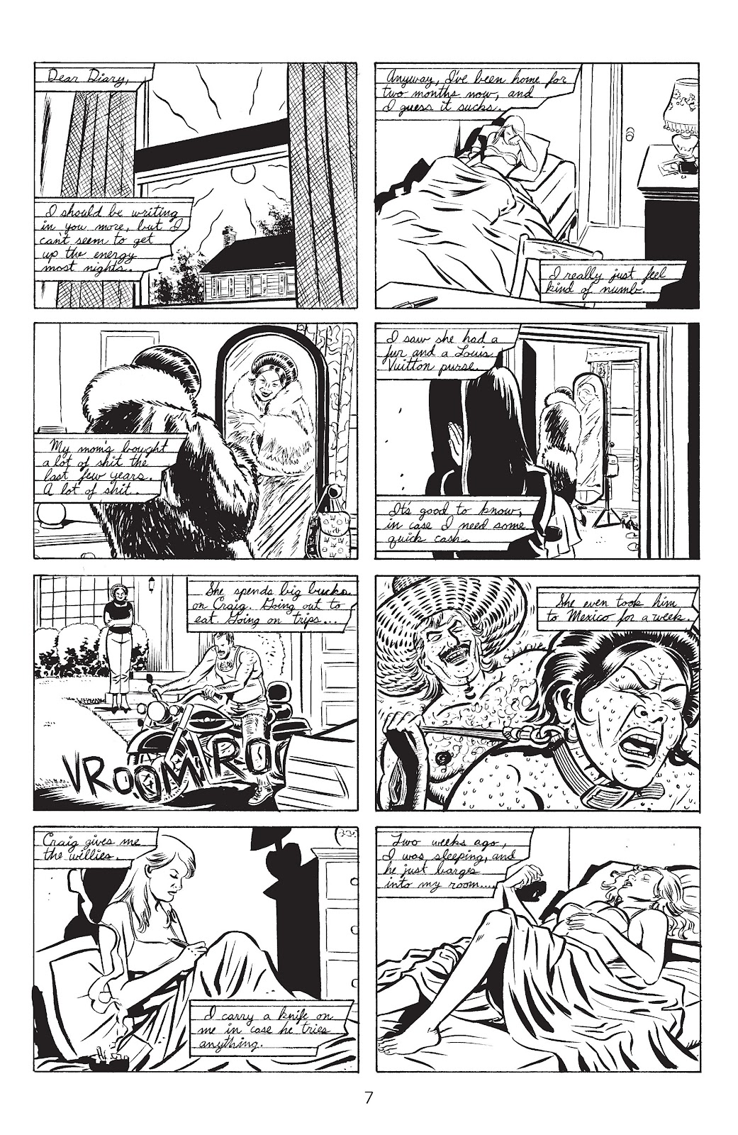 Stray Bullets Issue #36 #36 - English 9