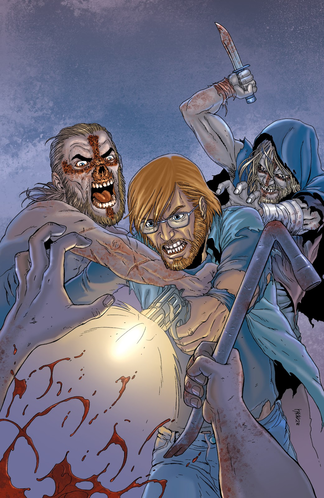 Crossed: Badlands Issue #100 #103 - English 50