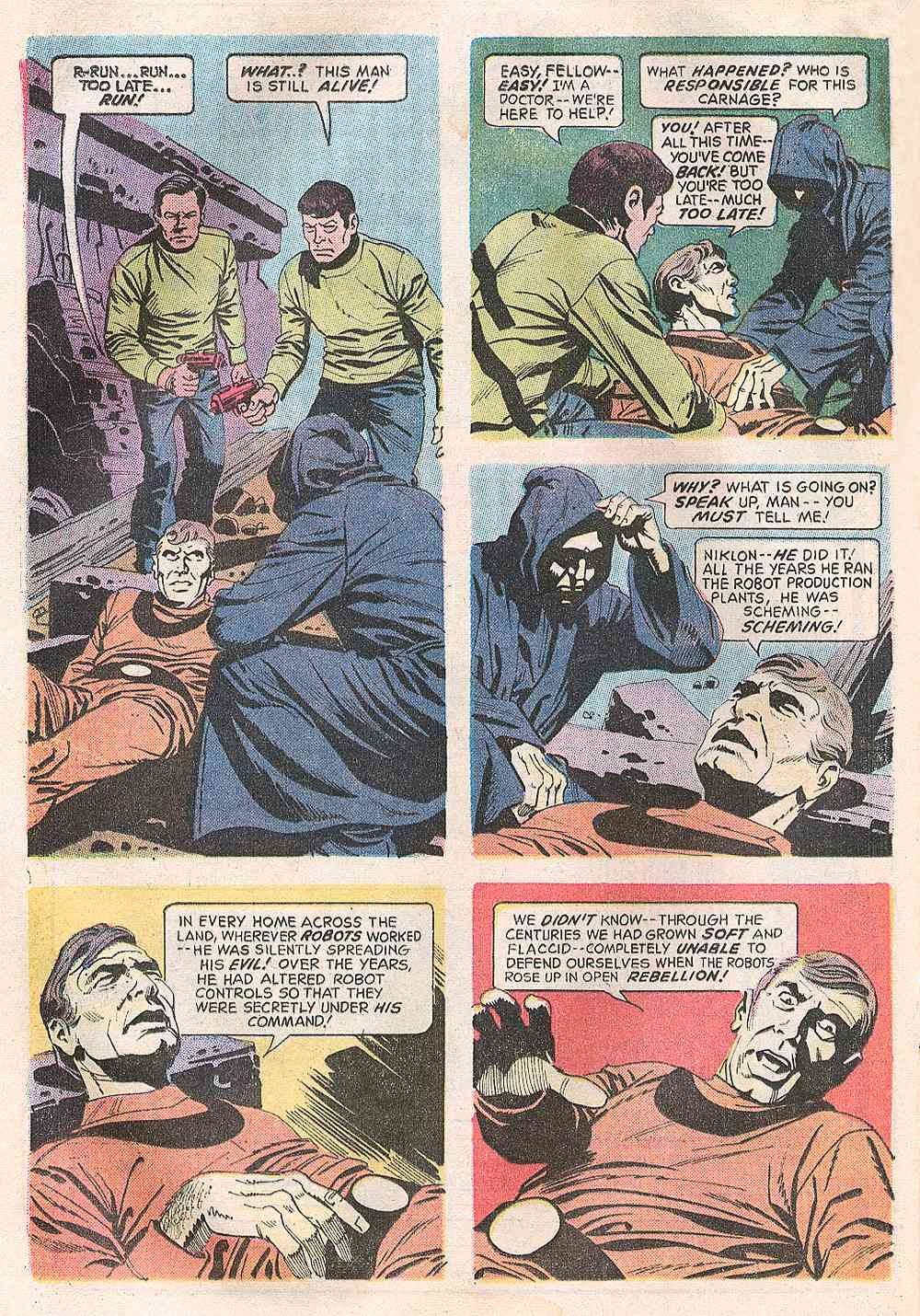 Star Trek (1967) Issue #13 #13 - English 15