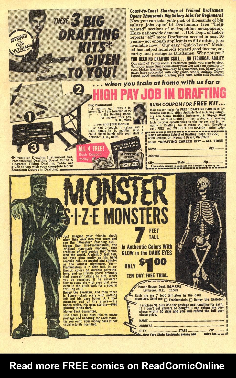 Read online Secret Origins (1973) comic -  Issue #1 - 33