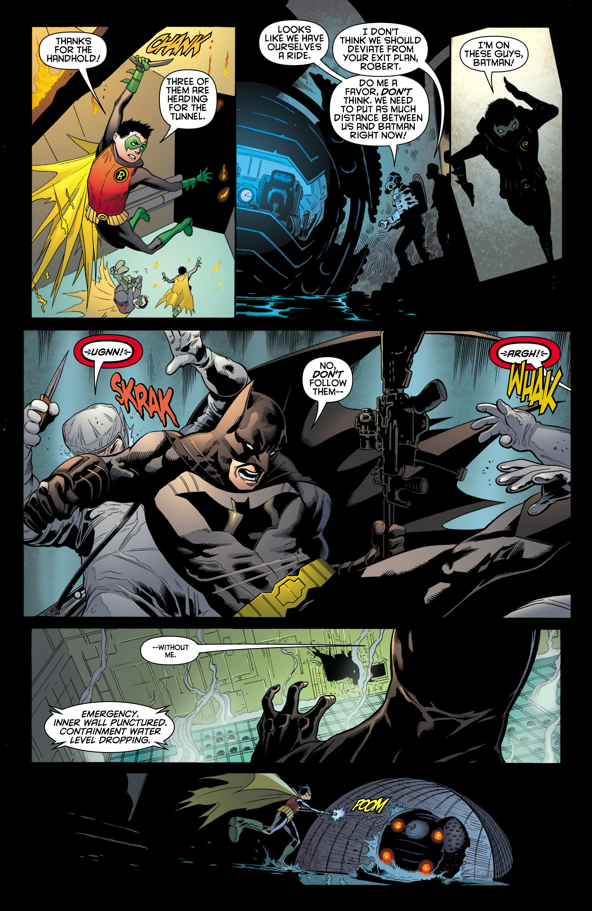 Batman and Robin (2011) chap 1 pic 20
