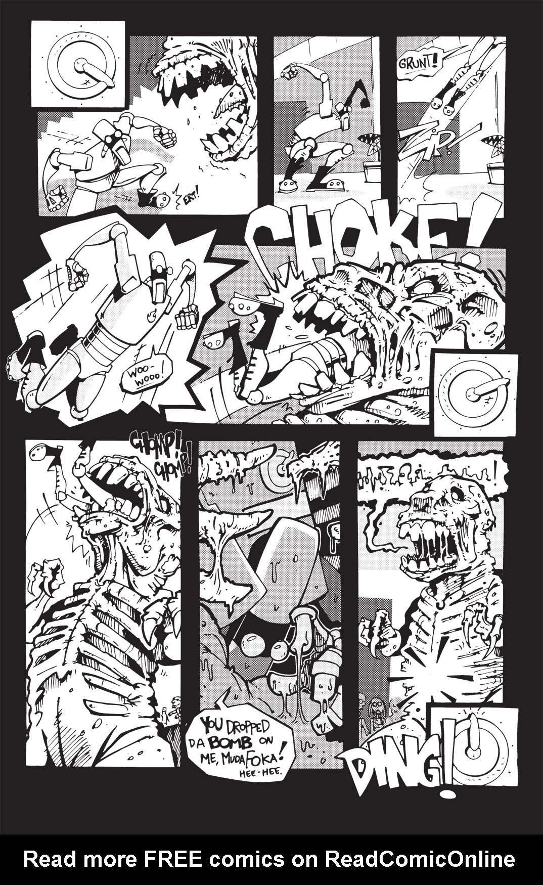 Read online Scud: The Disposable Assassin: The Whole Shebang comic -  Issue # TPB (Part 2) - 208