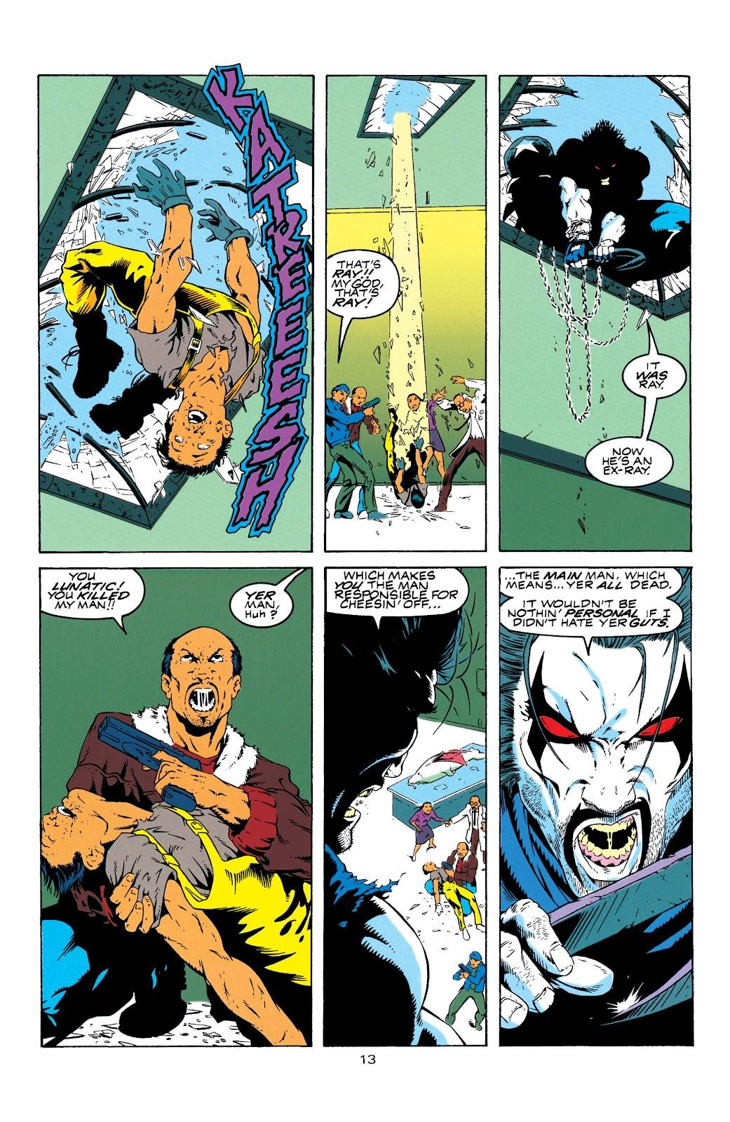 Aquaman (1994) Issue #4 #10 - English 14