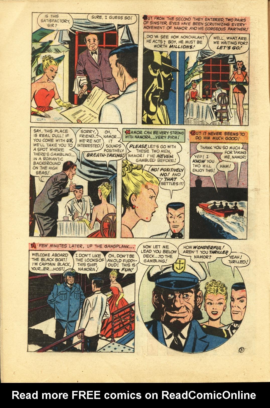 Sub-Mariner Comics #29 #29 - English 13