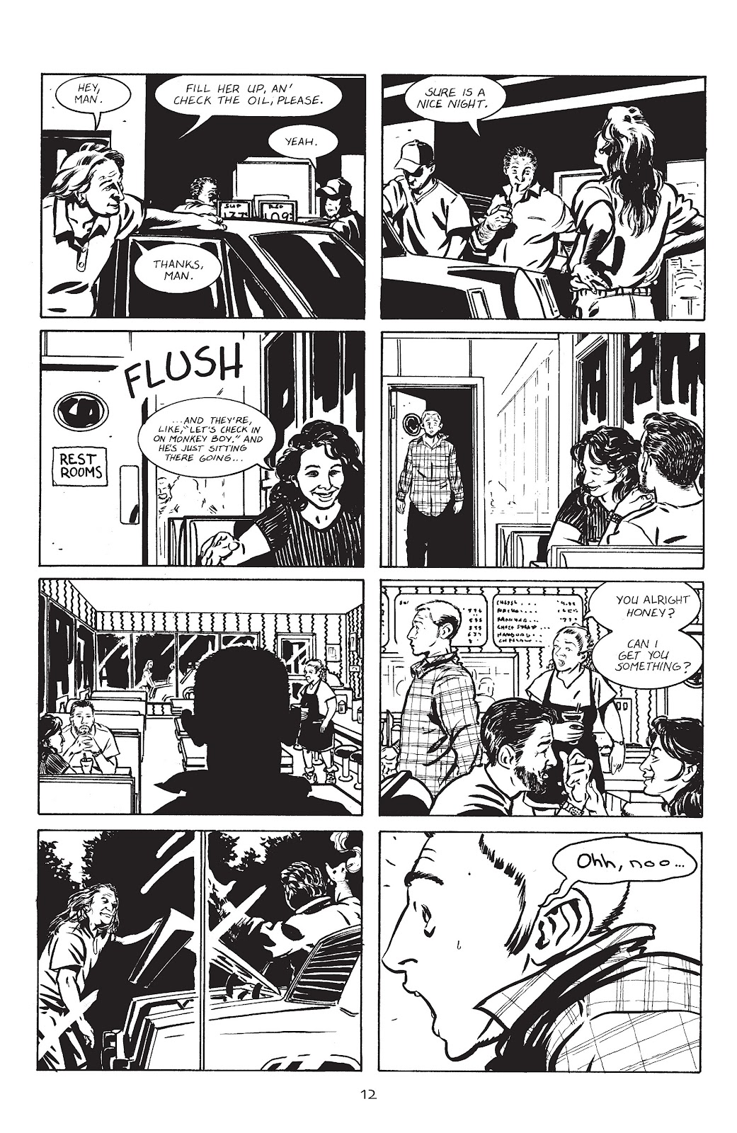 Stray Bullets Issue #1 #1 - English 15