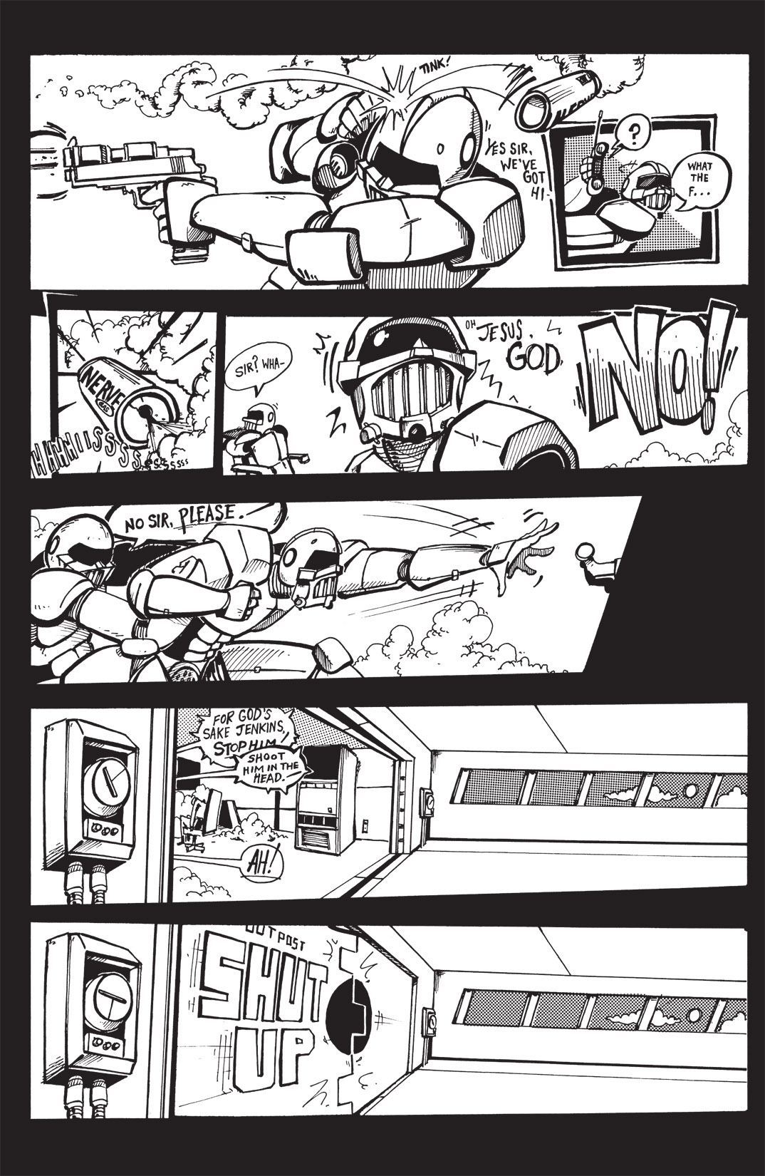 Read online Scud: The Disposable Assassin: The Whole Shebang comic -  Issue # TPB (Part 1) - 57