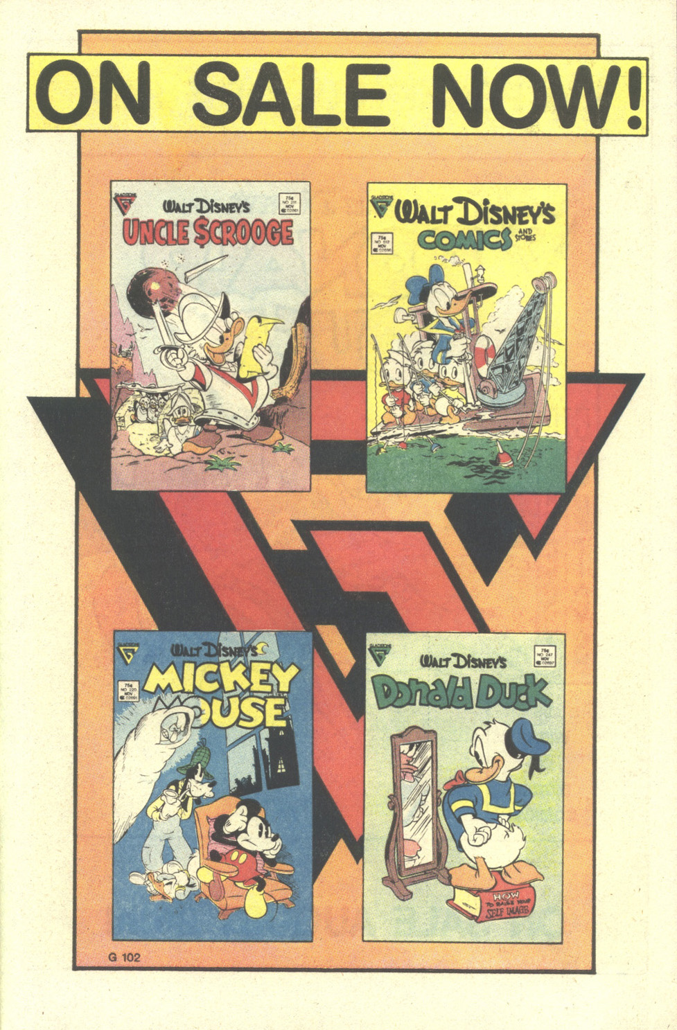 Uncle Scrooge (1953) Issue #211 #211 - English 29