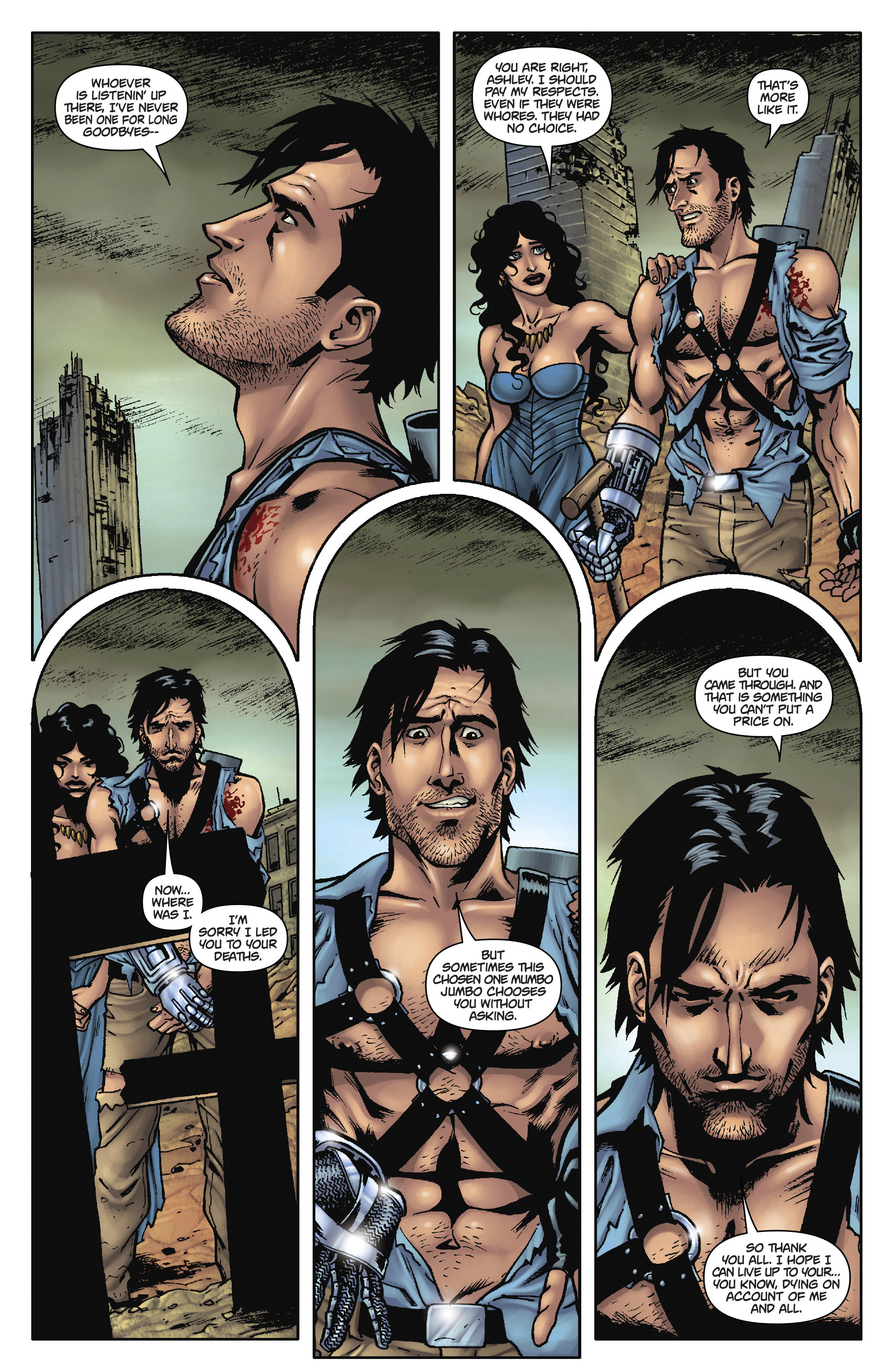 Army of Darkness: The Long Road Home TPB Page 20