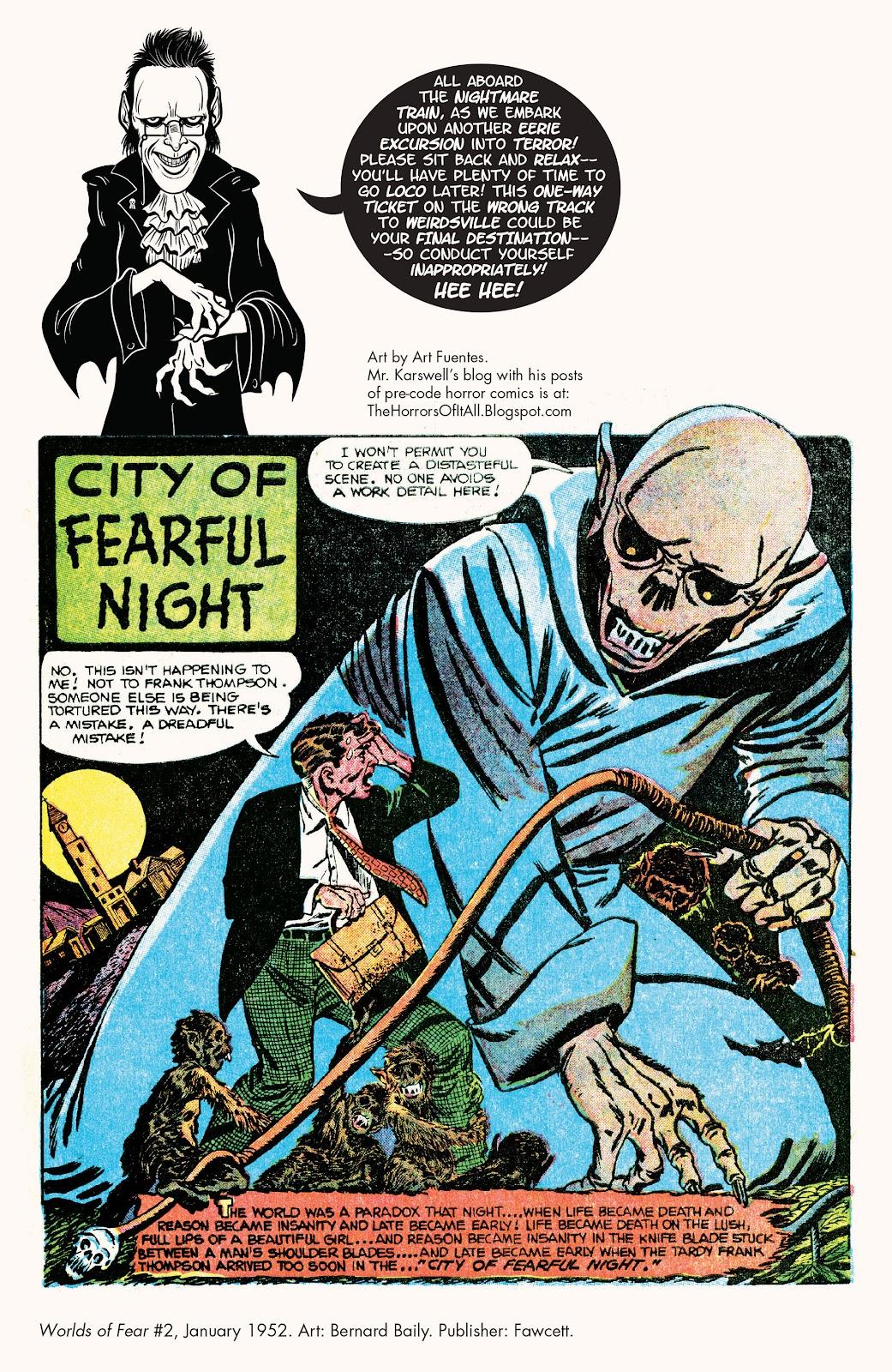 Haunted Horror Issue #13 #13 - English 3