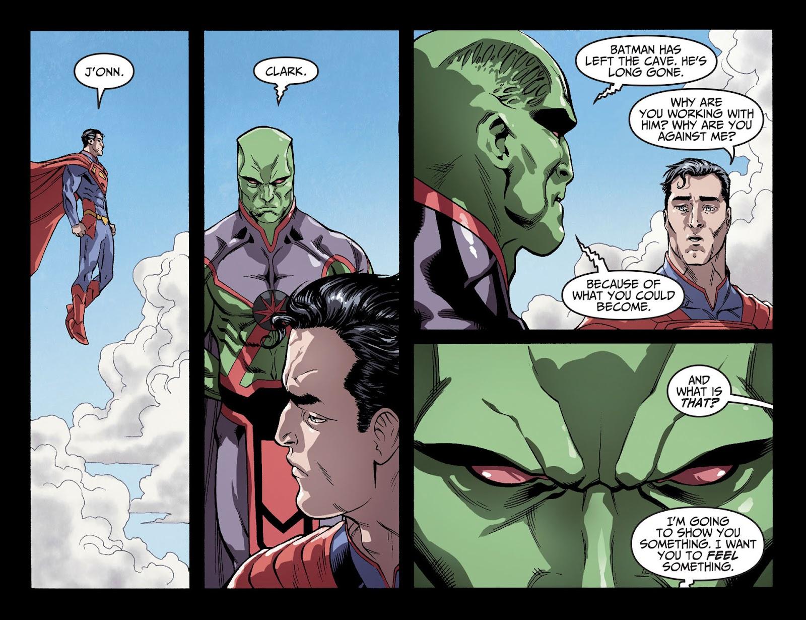 Injustice: Gods Among Us [I] Issue #29 #30 - English 16