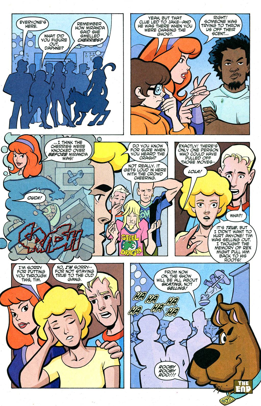 Read online Scooby-Doo (1997) comic -  Issue #94 - 9