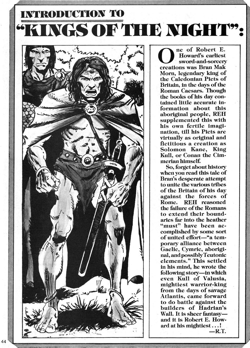 The Savage Sword Of Conan Issue #42 #43 - English 44
