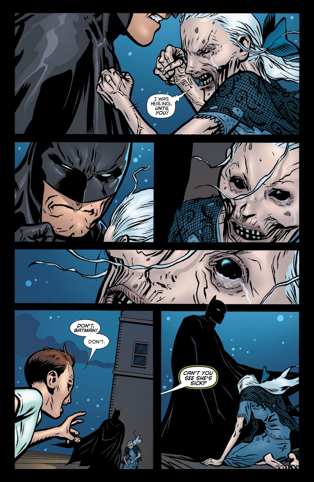 Batman (2011) _TPB 6 #6 - English 160