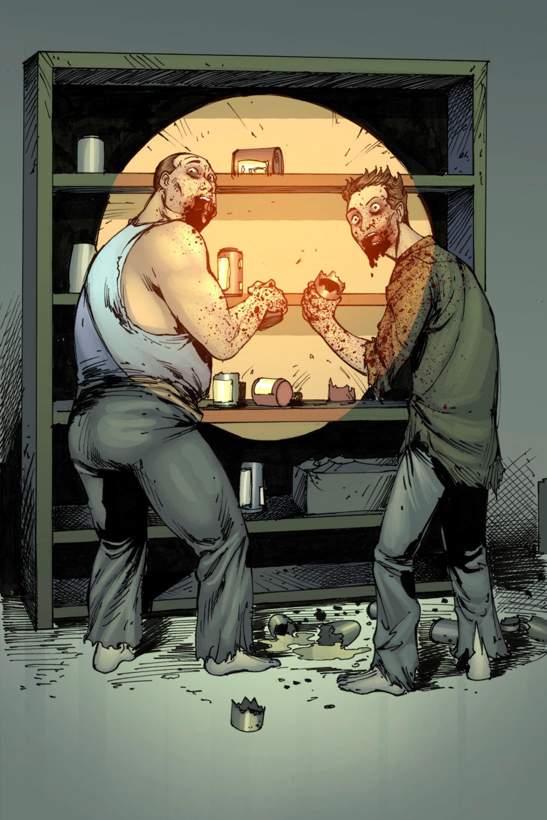 Read online Z-Men comic -  Issue #3 - 75