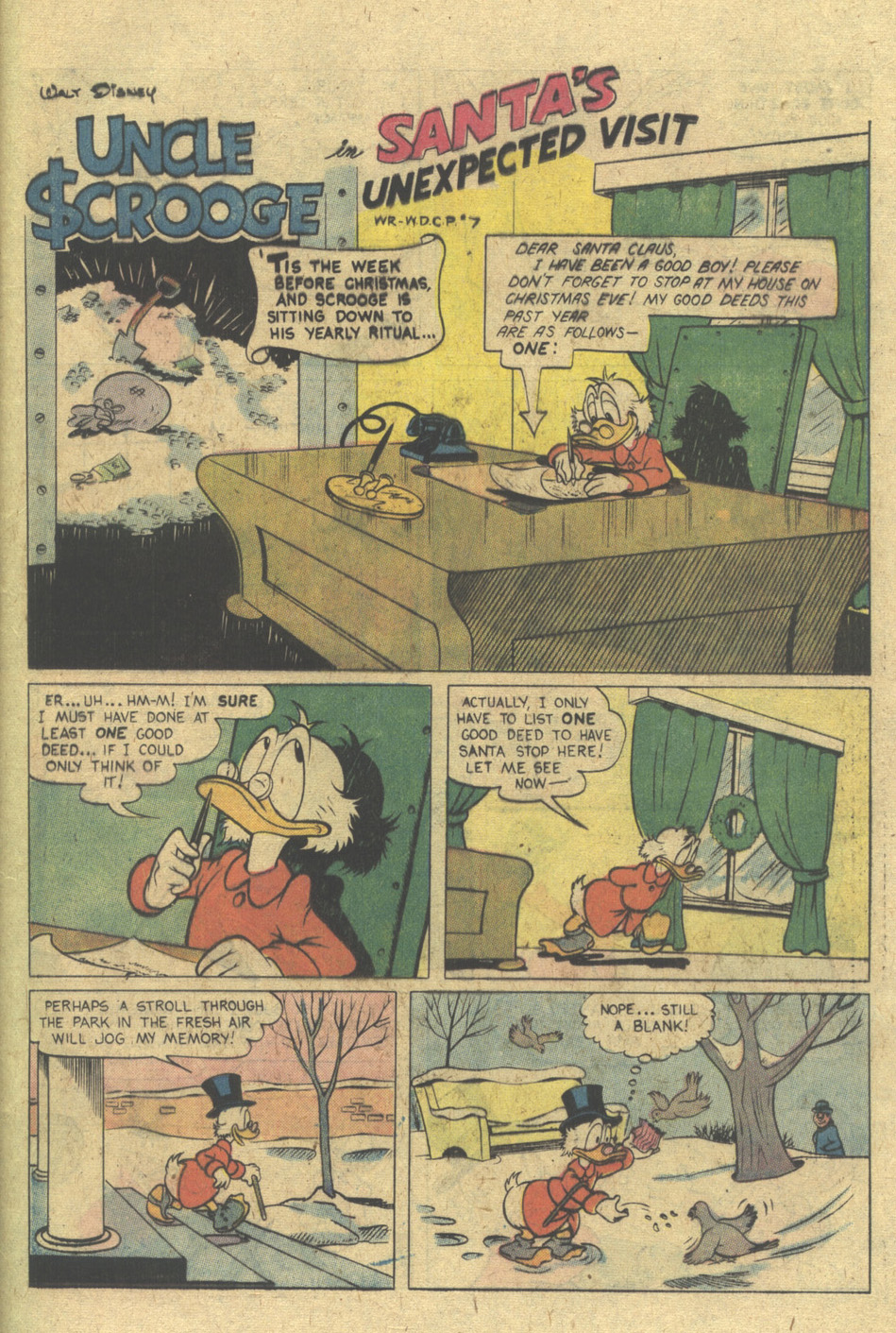 Uncle Scrooge (1953) Issue #137 #137 - English 25