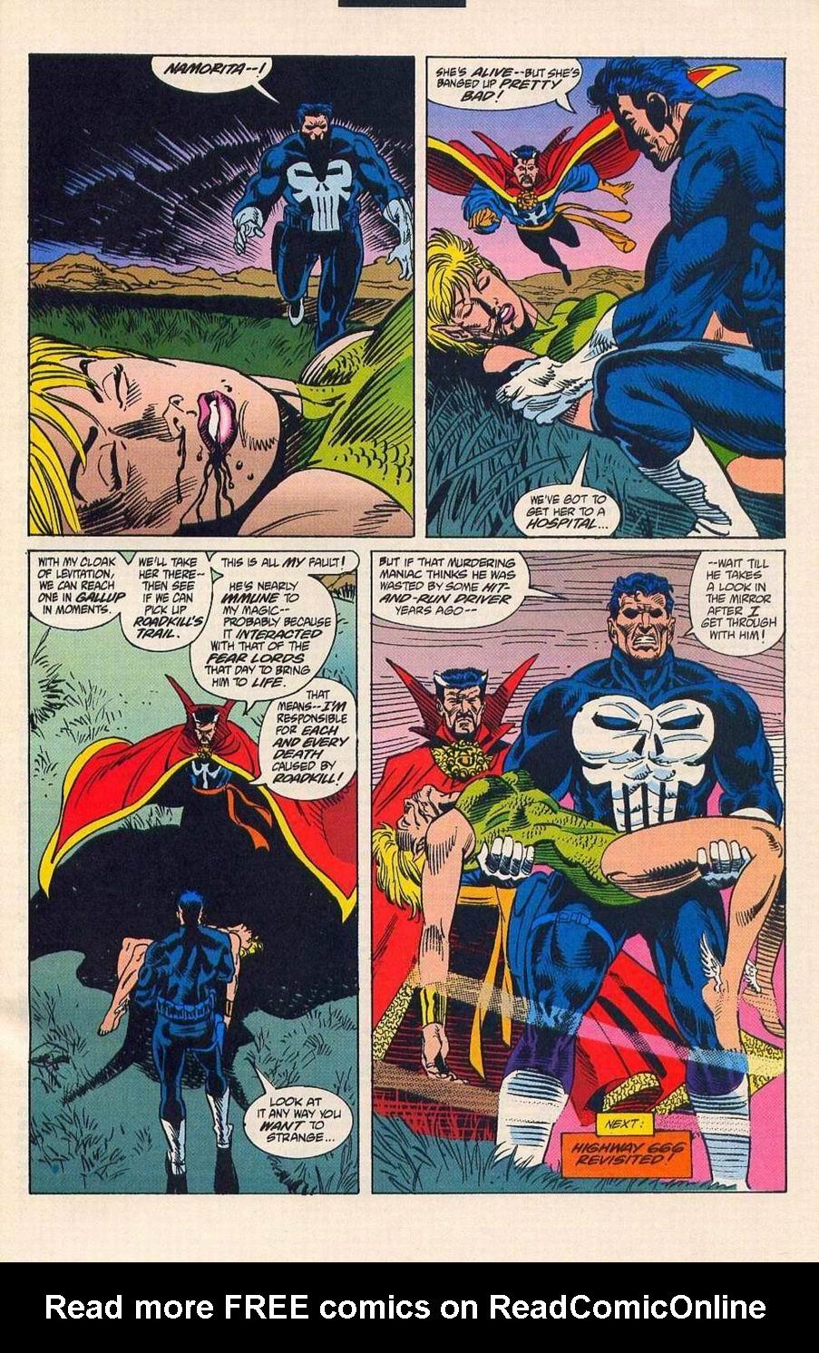 Read online Secret Defenders comic -  Issue #4 - 23