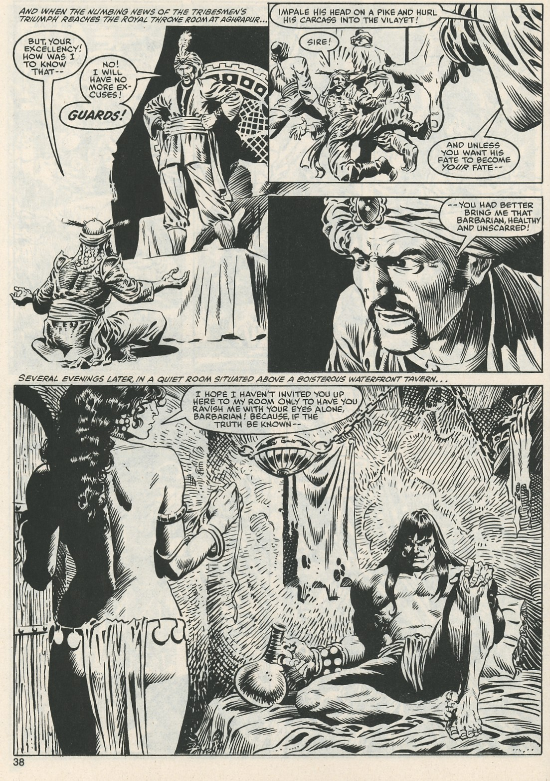 The Savage Sword Of Conan Issue #112 #113 - English 39