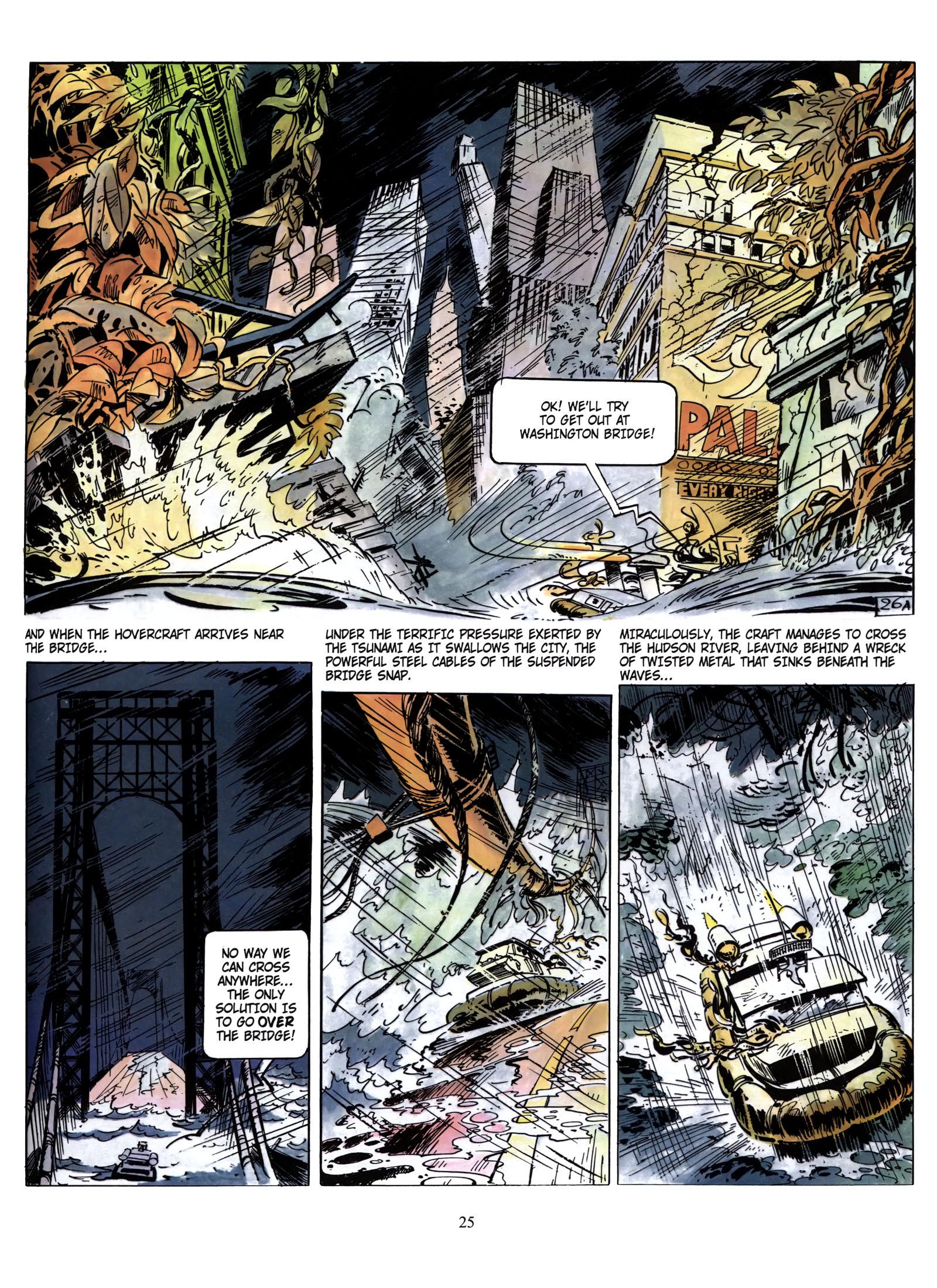 Valerian and Laureline #1 #23 - English 26