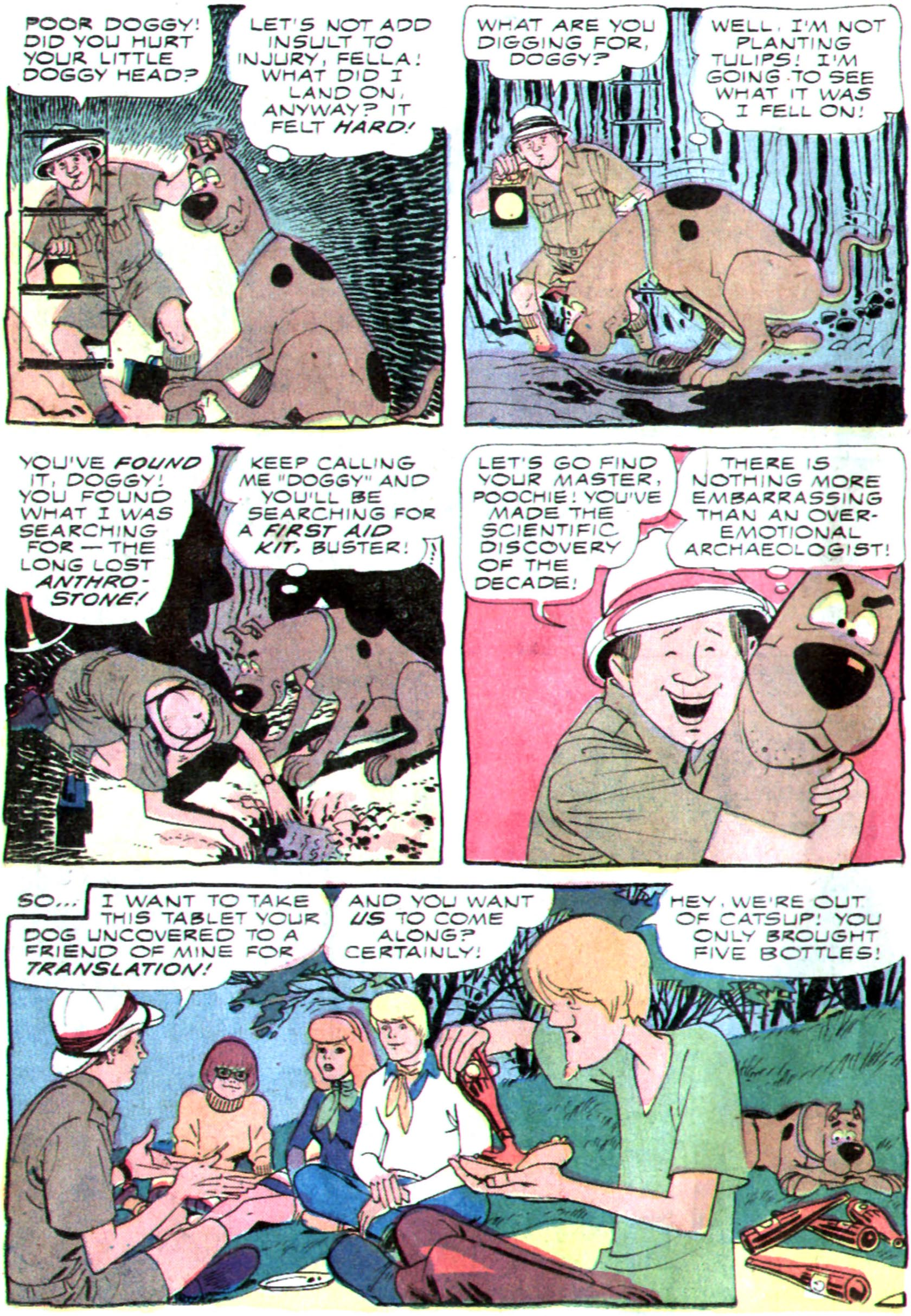 Read online Scooby-Doo... Mystery Comics comic -  Issue #24 - 22