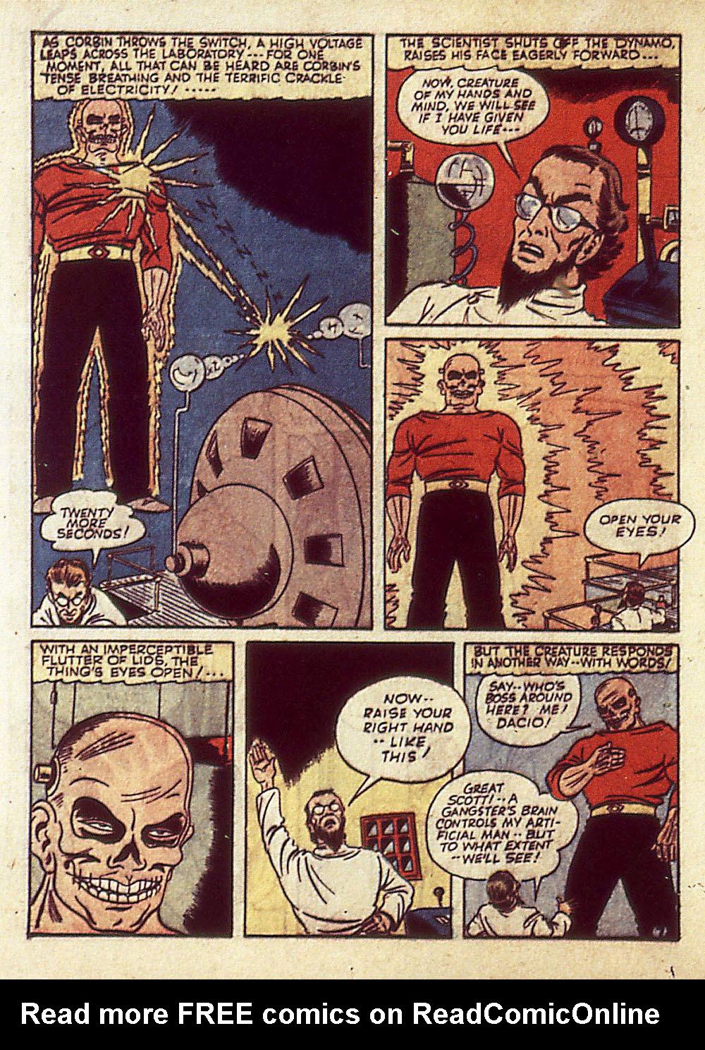 Sub-Mariner Comics Issue #4 #4 - English 31