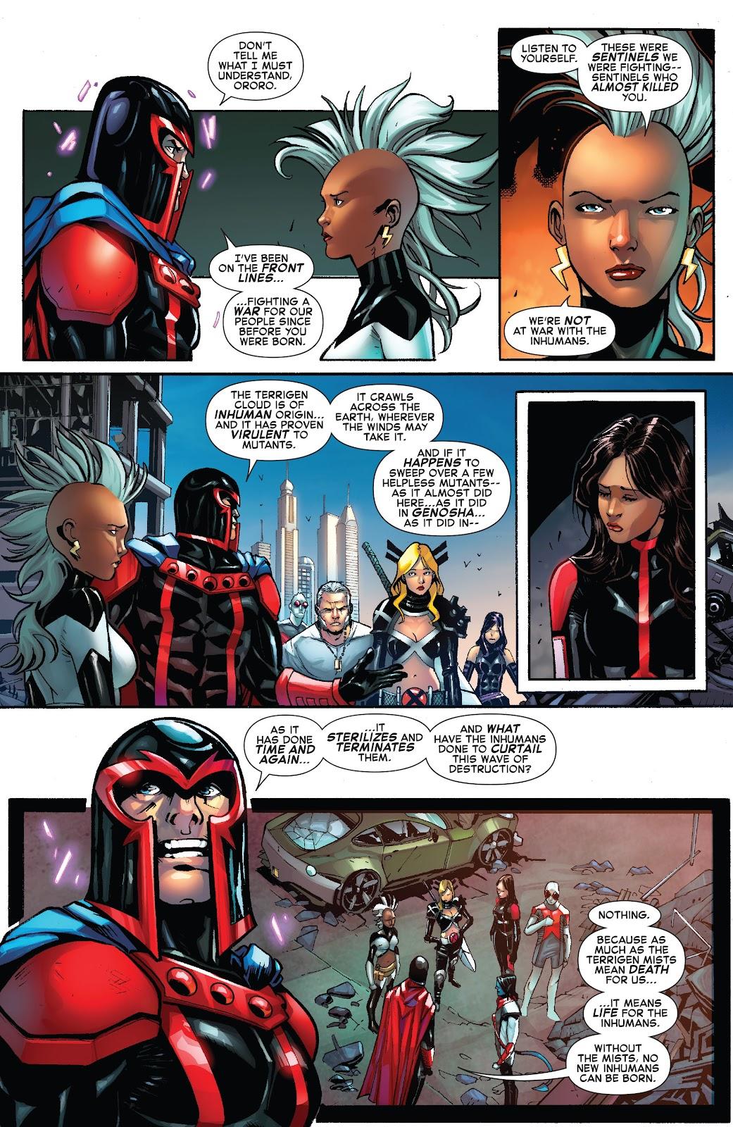 Civil War II: X-Men Issue #1 #1 - English 20