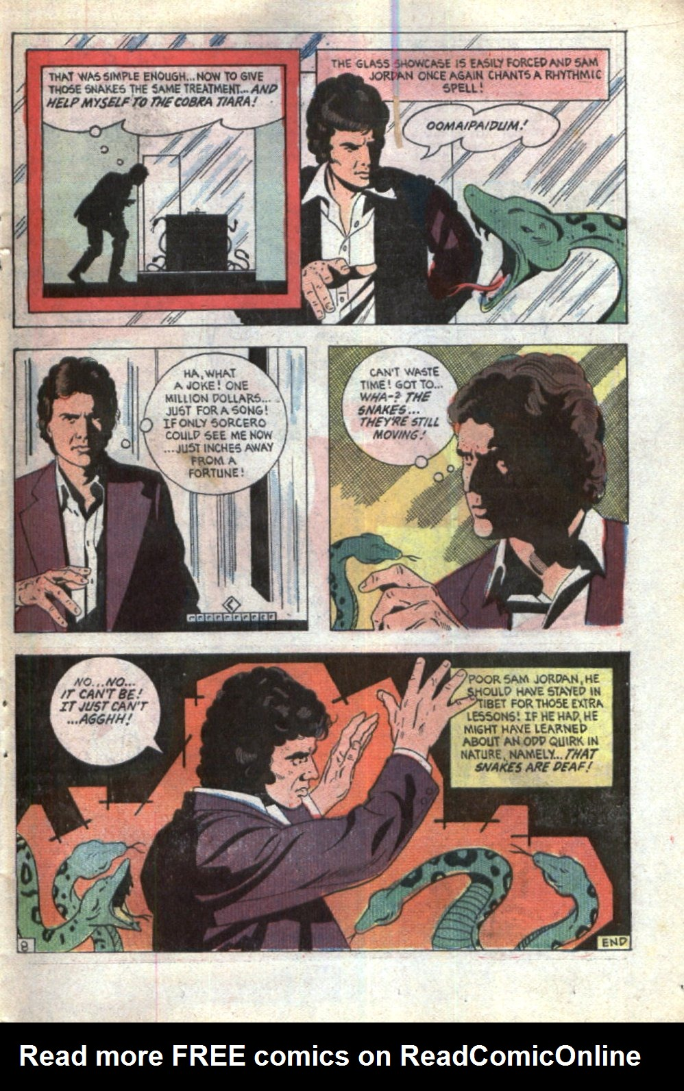 Read online Scary Tales comic -  Issue #32 - 11
