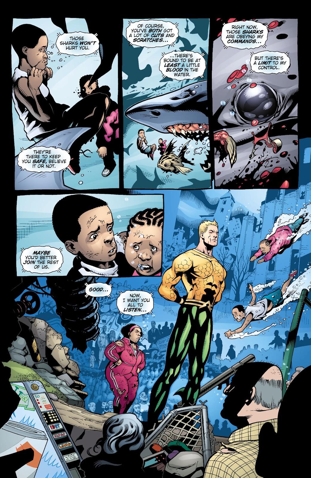 Aquaman (2003) Issue #17 #17 - English 8