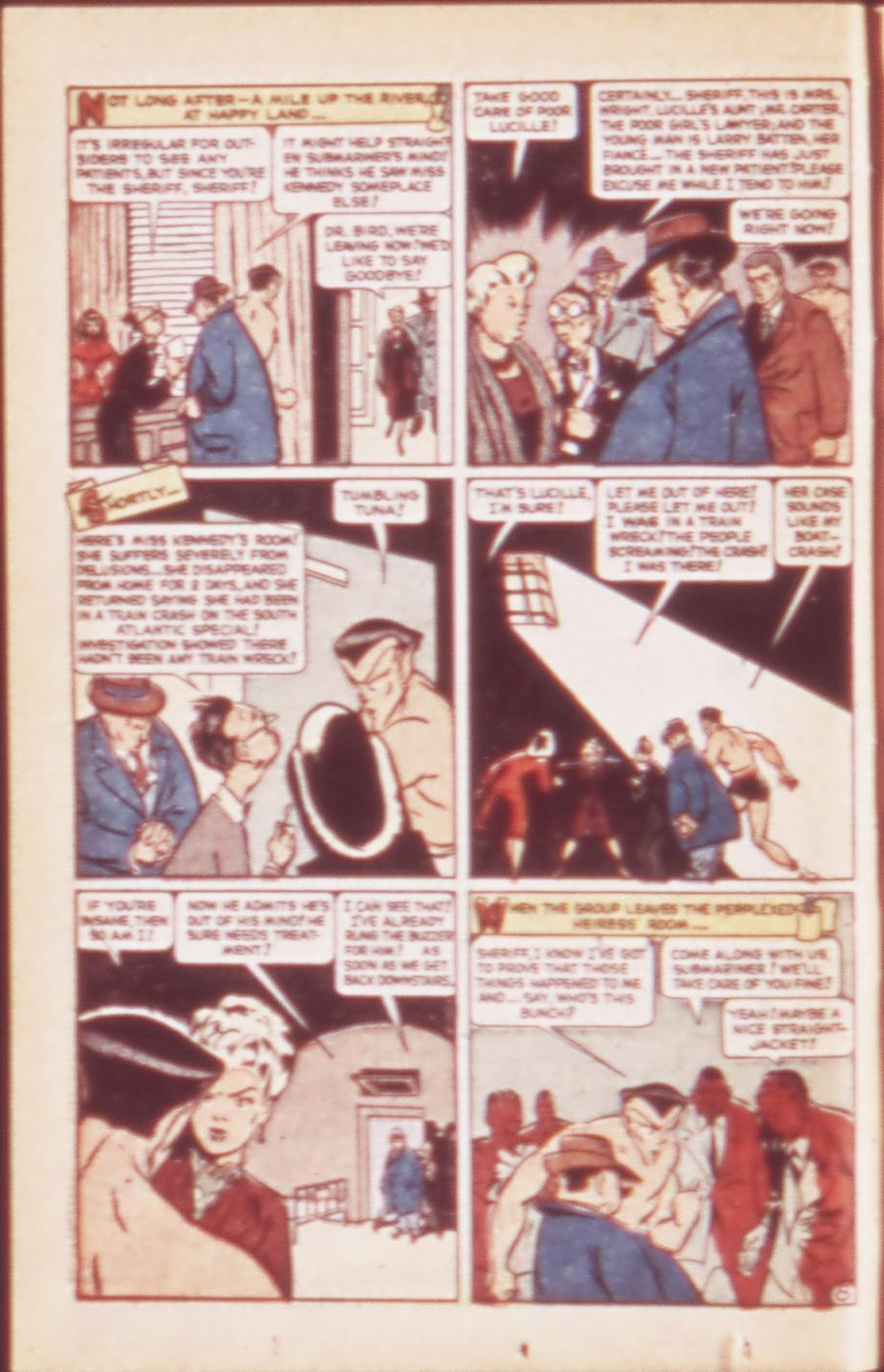 Sub-Mariner Comics Issue #19 #19 - English 20